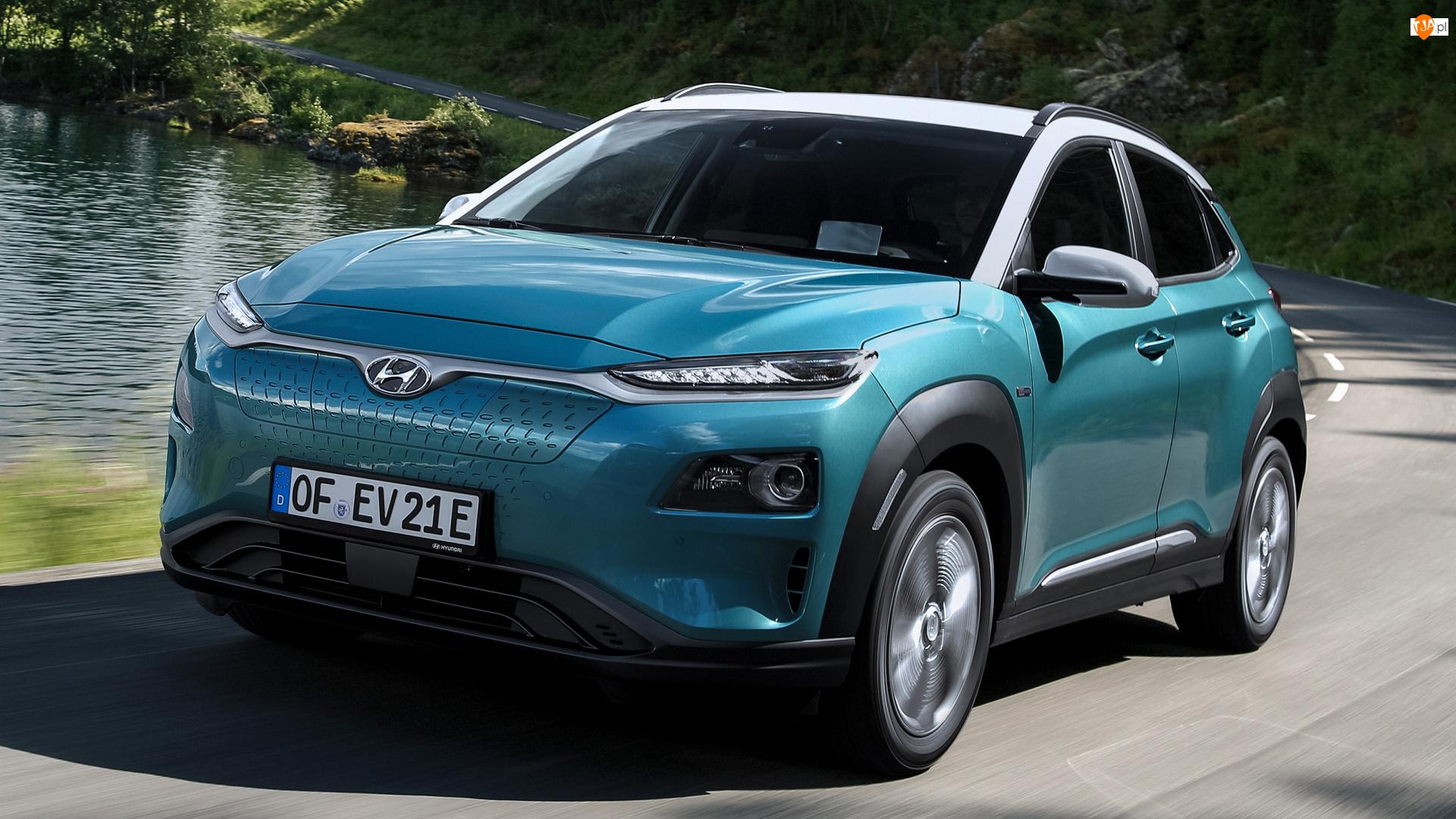 Electric, Hyundai Kona
