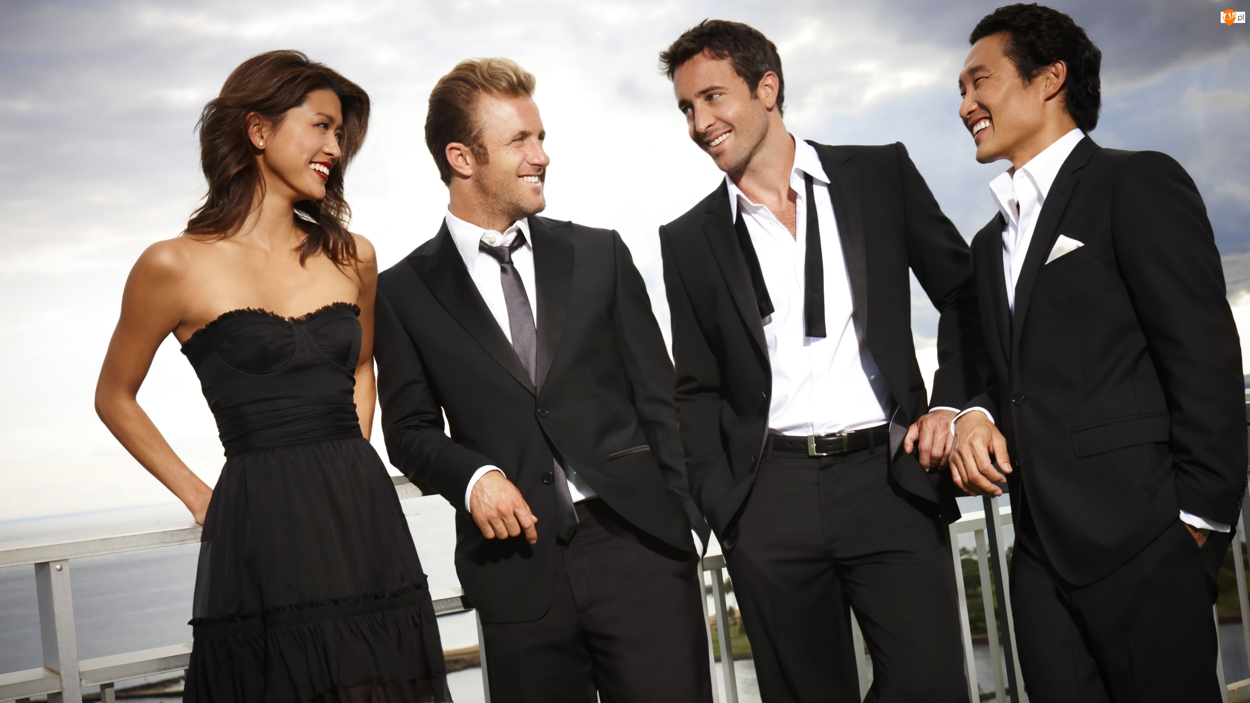 Aktorzy, Hawaii Five-0, Grace Park, Daniel Dae Kim, Scott Caan, Serial, Dany Williams, Aktorka, Kono Kalakaua, Steve McGarrett, Chin Ho Kelly, Alex O Loughlin