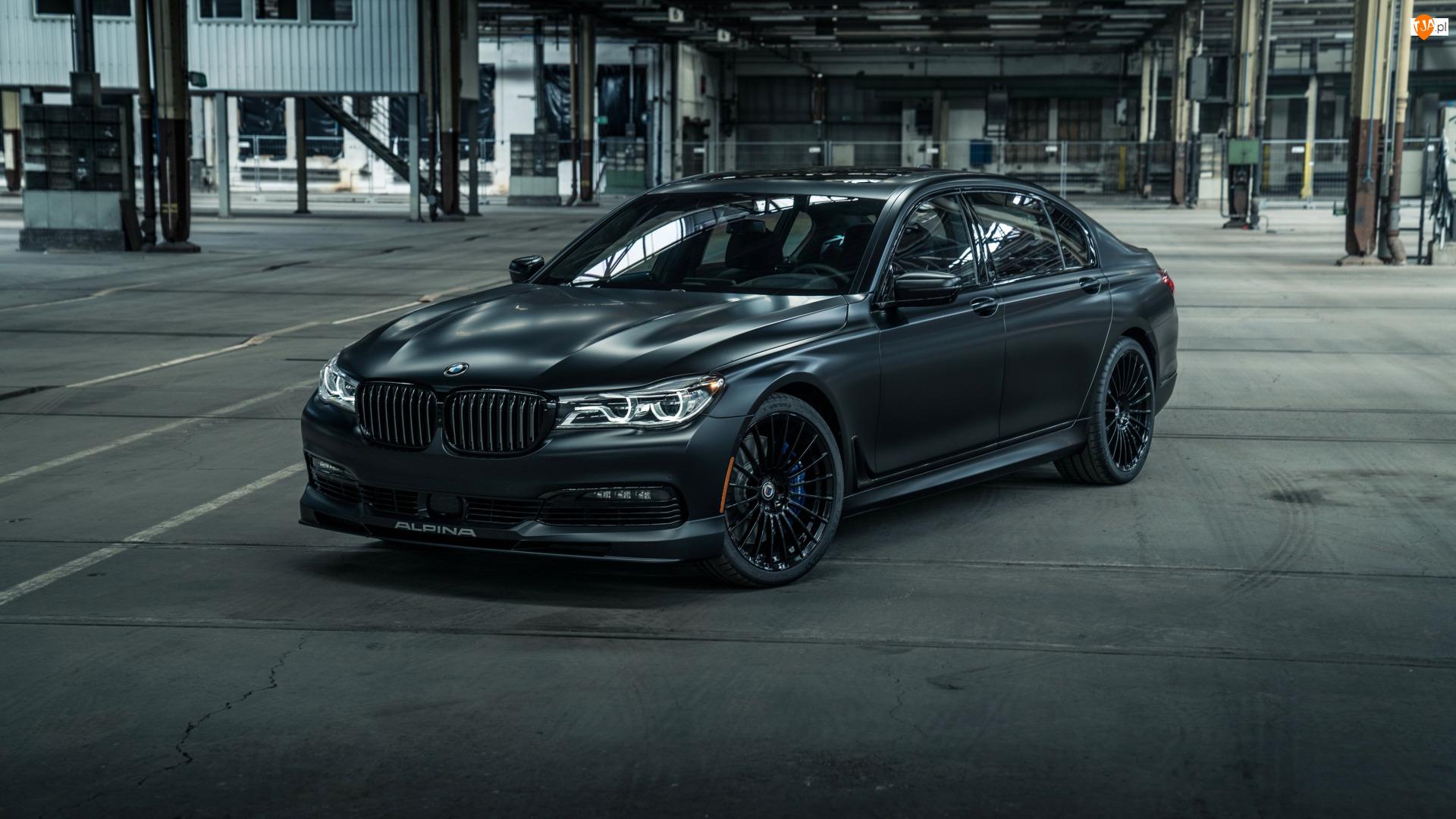 G12, BMW Alpina B7 Bi-Turbo
