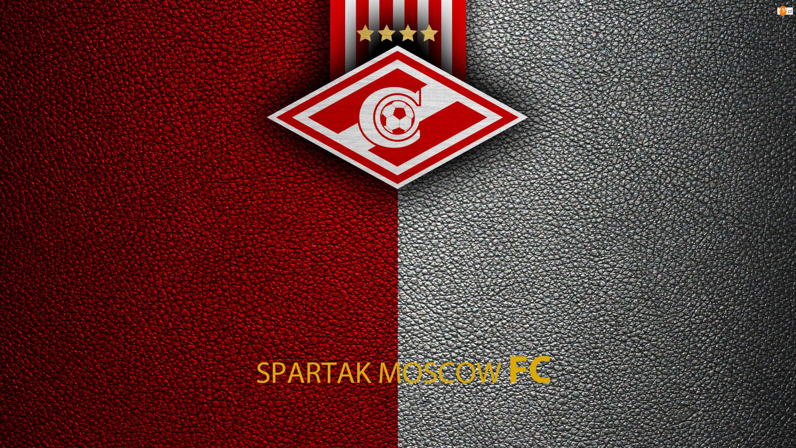 Klub sportowy, Piłka nożna, Rosyjski, Logo, FC Spartak Moskwa
