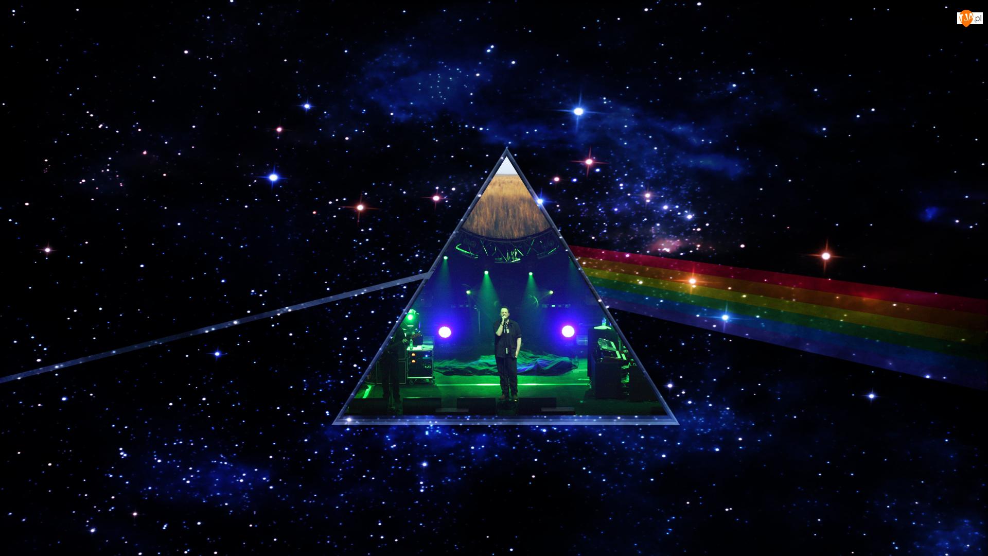 Zdjęcie, The Dark Side of the Moon, Koncert, Pink Floyd, Pryzmat