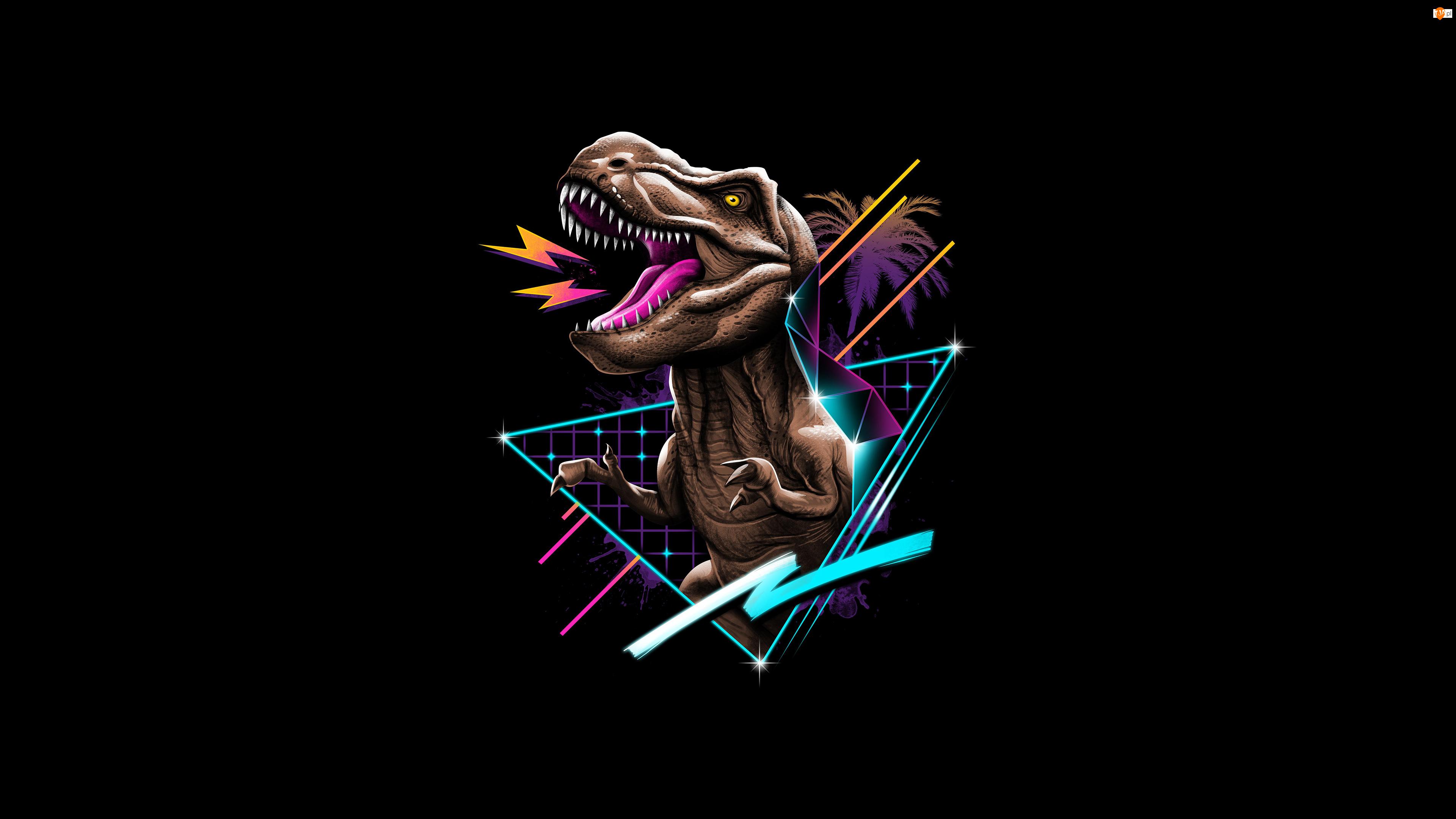 2D, Dinozaur