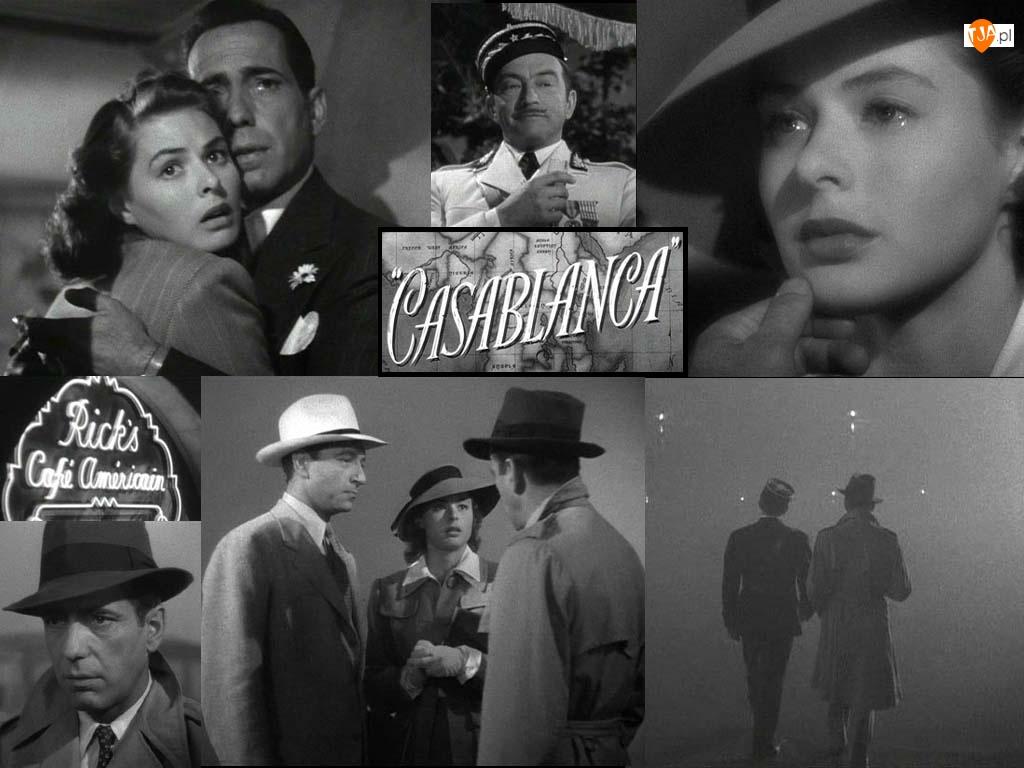Casablanca, postacie, Ingrid Bergman, zdjęcia