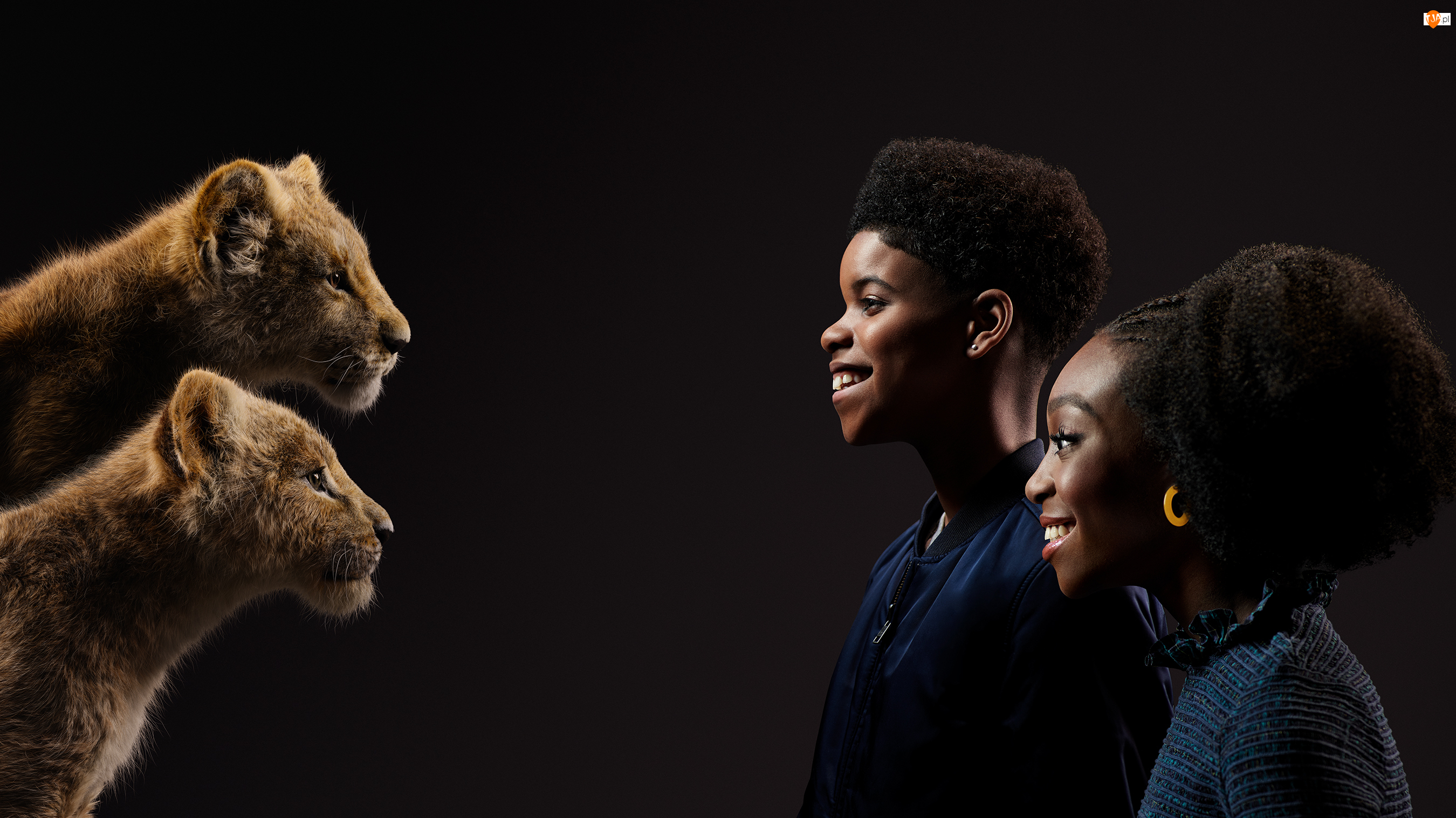 Obsada dubbingowa, Film, Nala, JD McCrary, Król Lew, Simba, Shahadi Wright Joseph, The Lion King