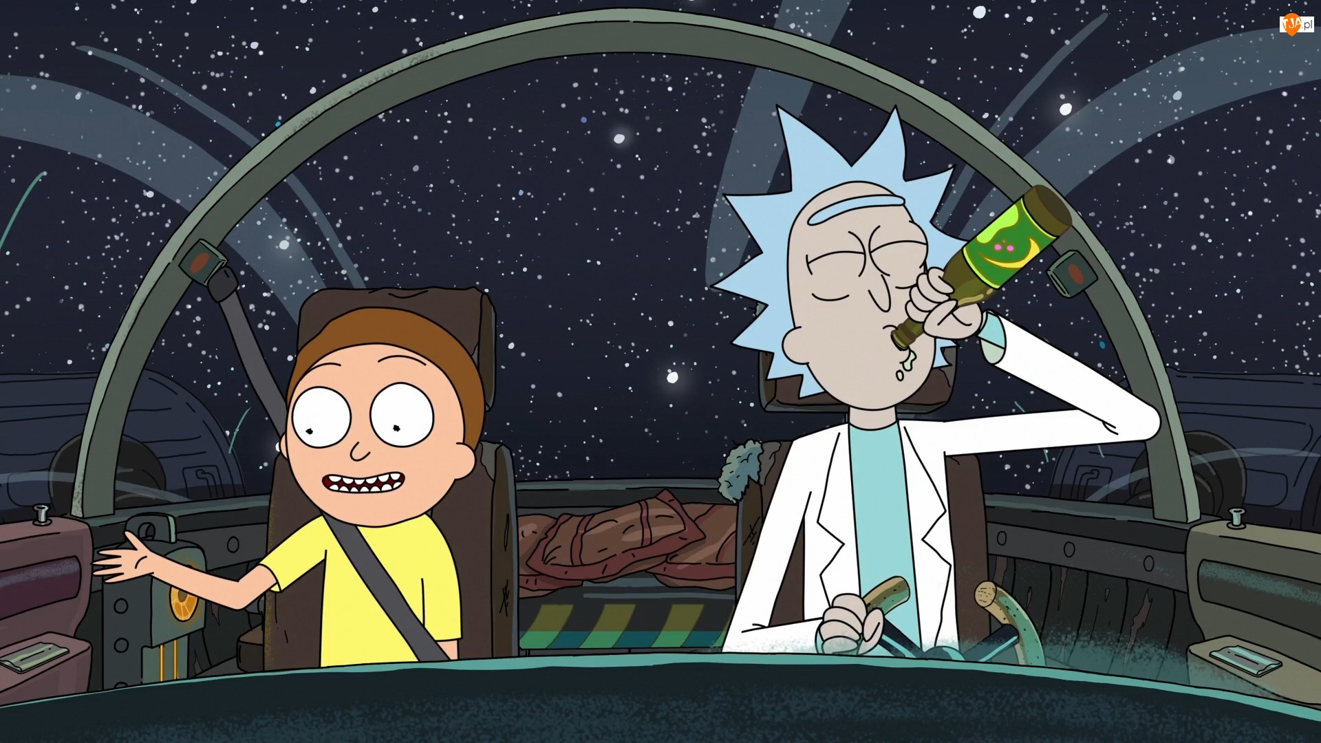 Rick i Morty, Serial animowany, Postacie