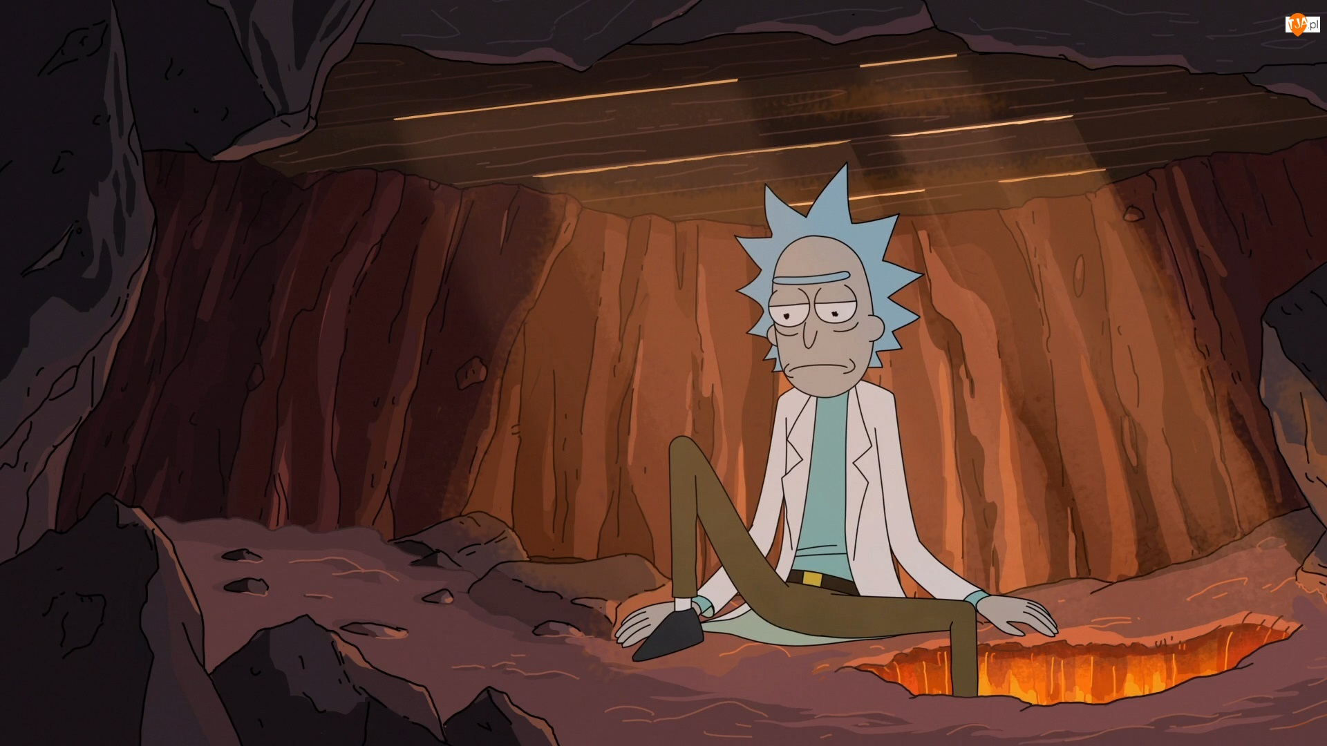 Rick Sanchez, Serial animowany, Rick i Morty