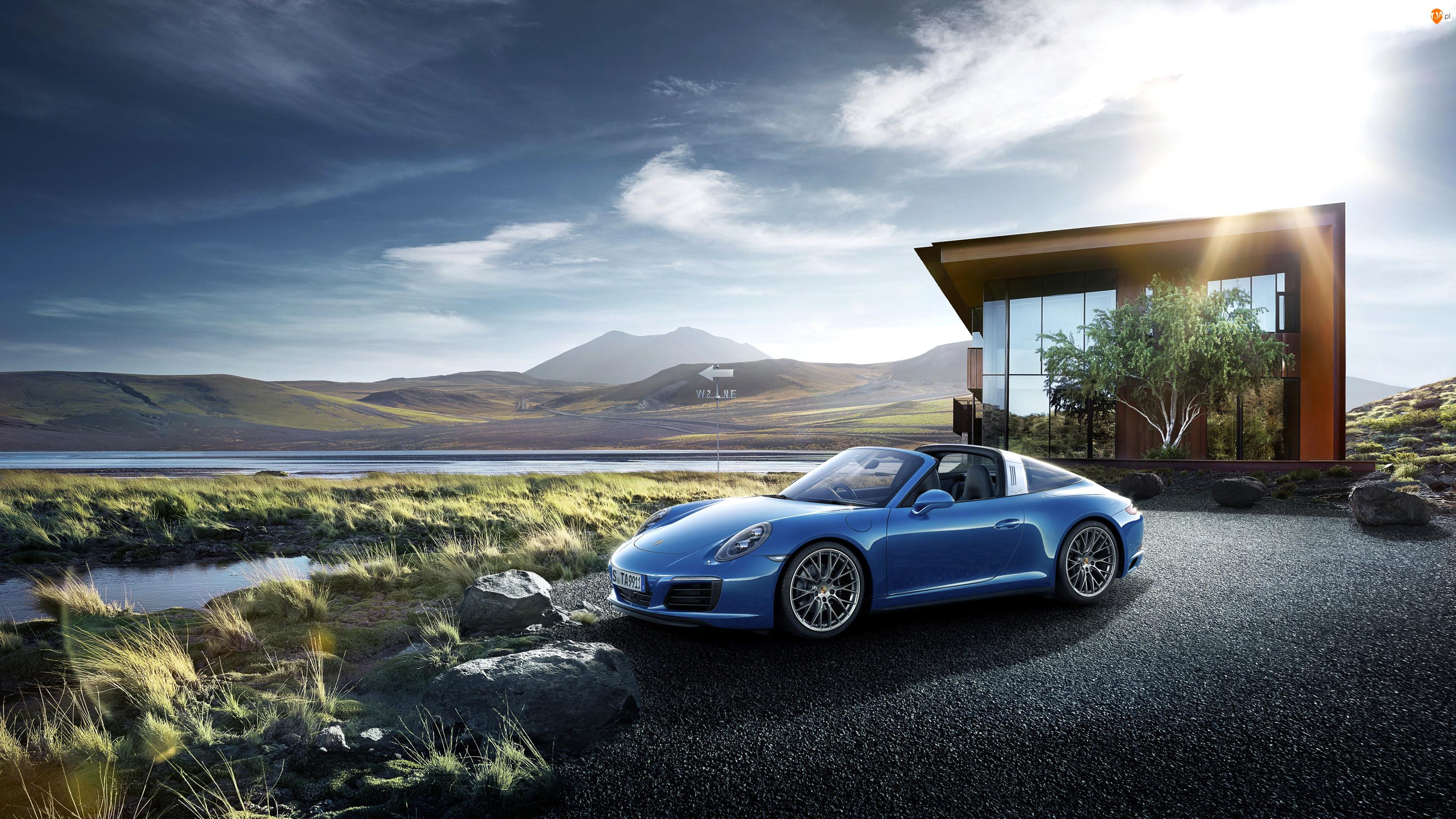 Dom, Porsche 911 Targa