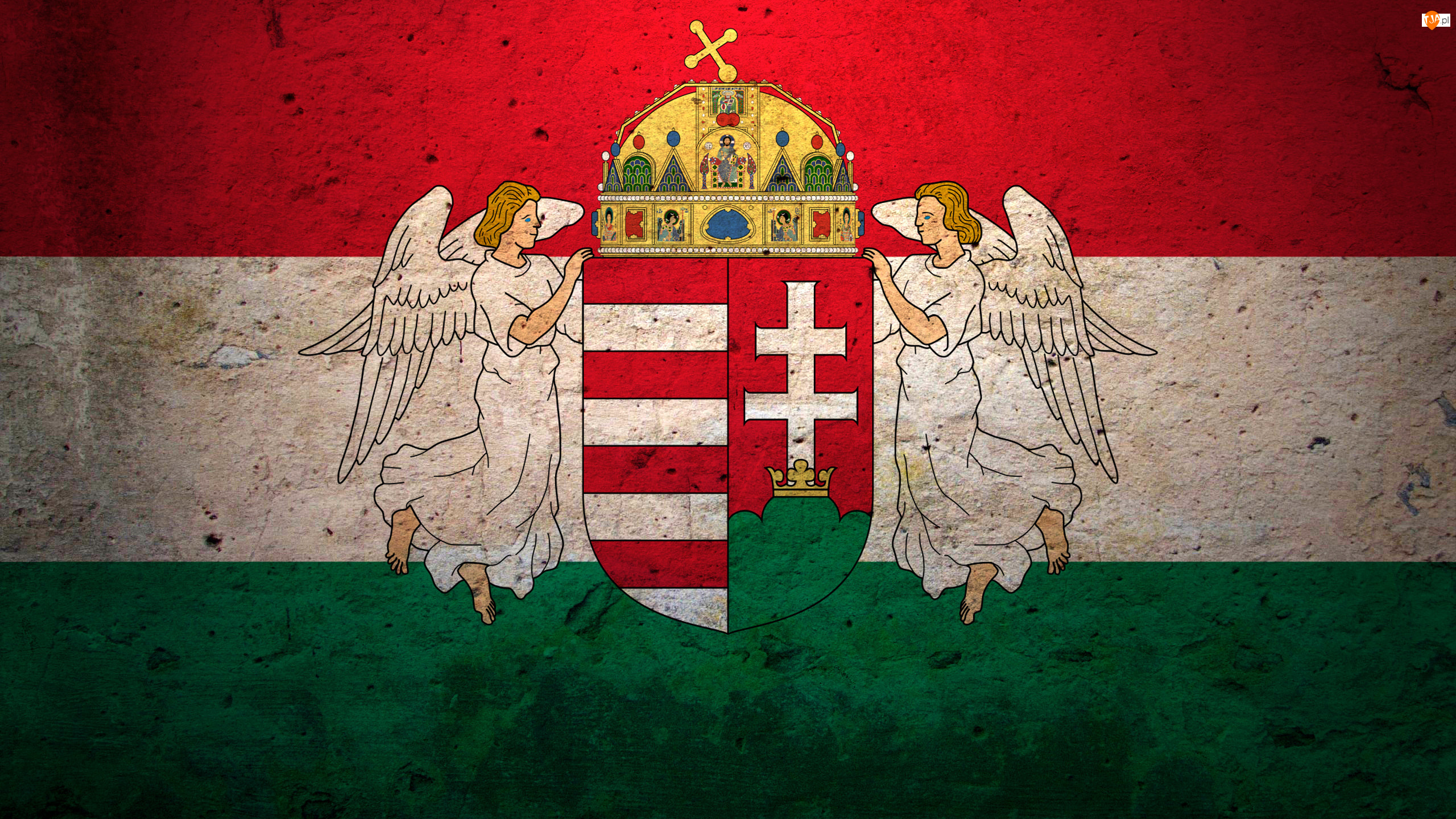 1867-1918, Flaga, Królestwo Węgier