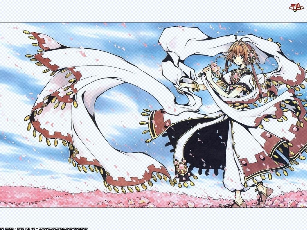 szal, Tsubasa Reservoir Chronicles, dziewczyna