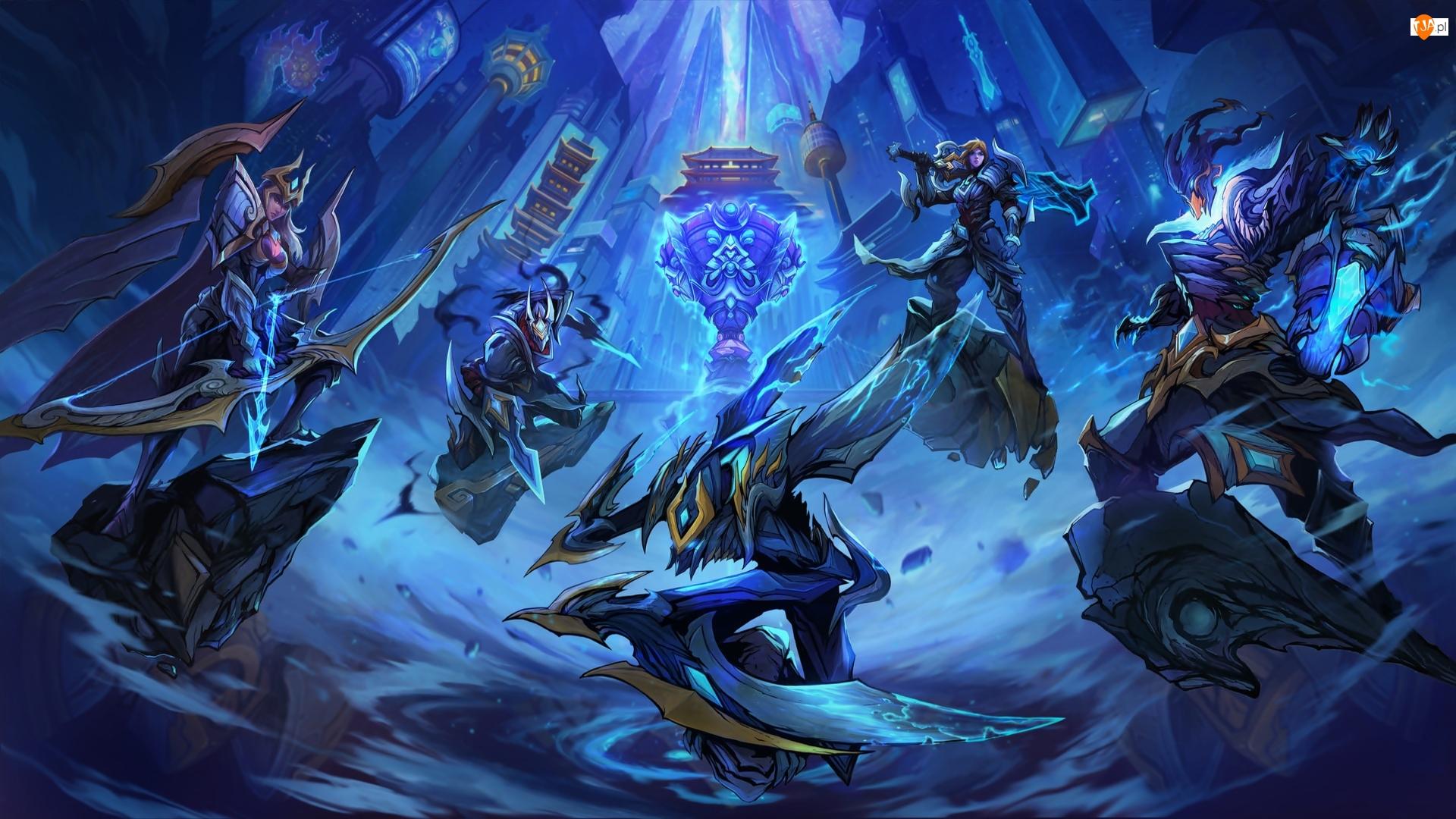 Postacie, League of Legends