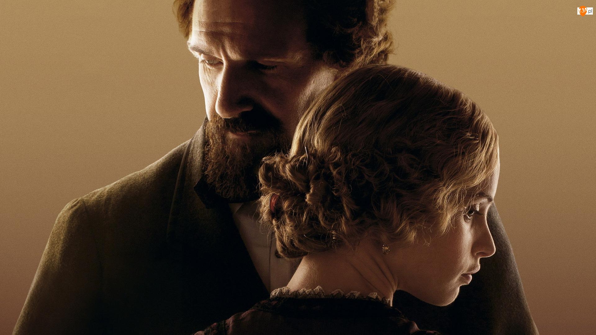 Kobieta w ukryciu, The Invisible Woman, Ralph Fiennes, Film, Aktor, Felicity Jones, Aktorka