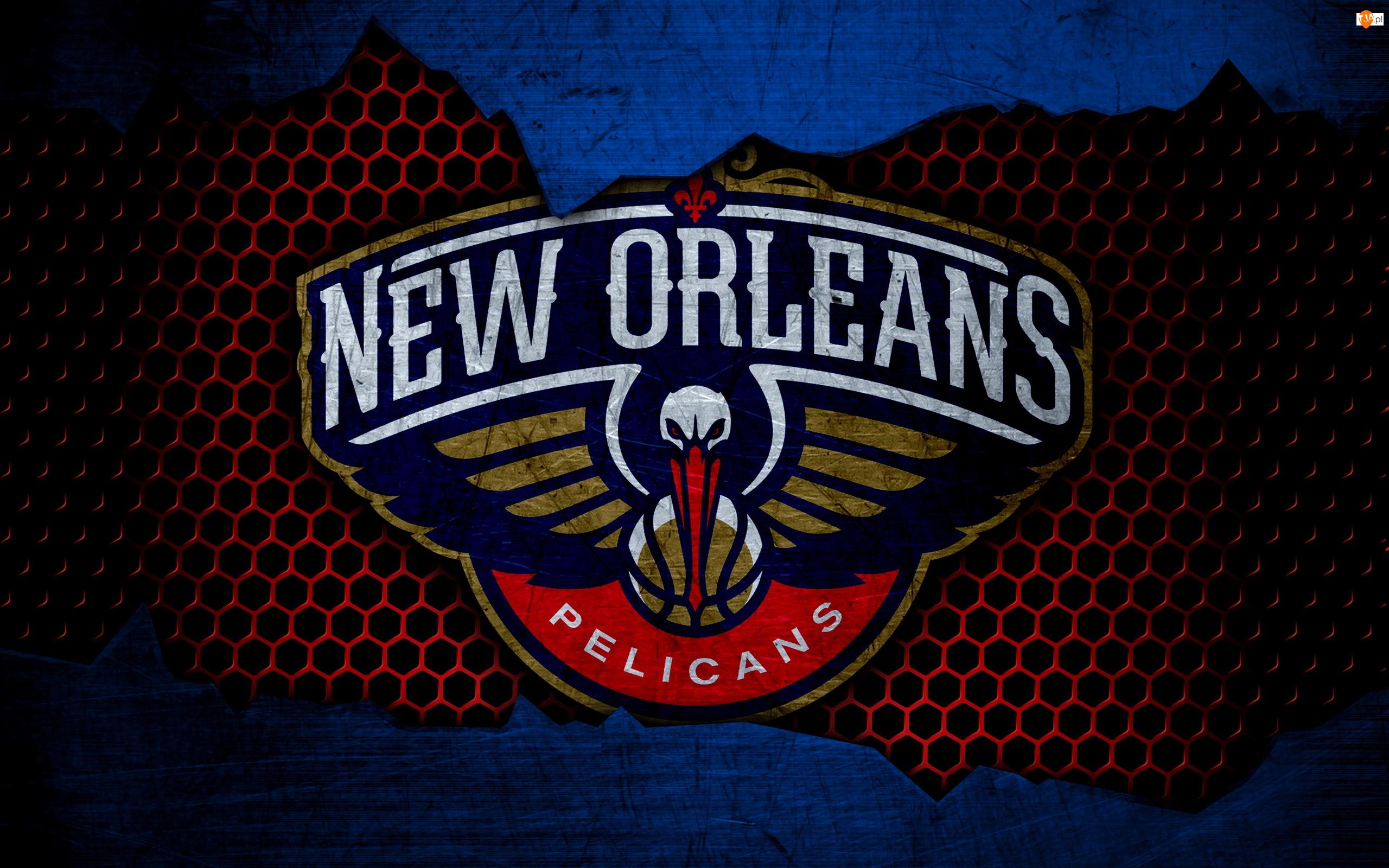 Koszykówka, Logo, New Orleans Pelicans