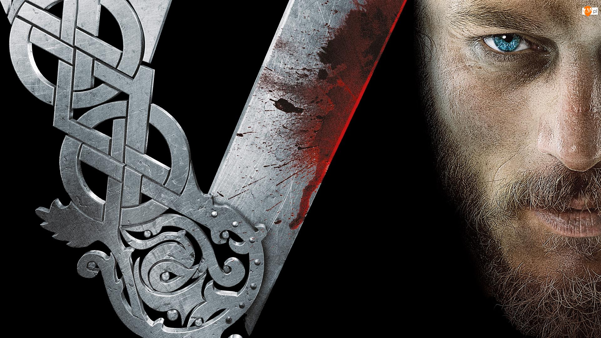 Vikings, Serial, Aktor, Ragnar Lothbrok, Wikingowie, Travis Fimmel