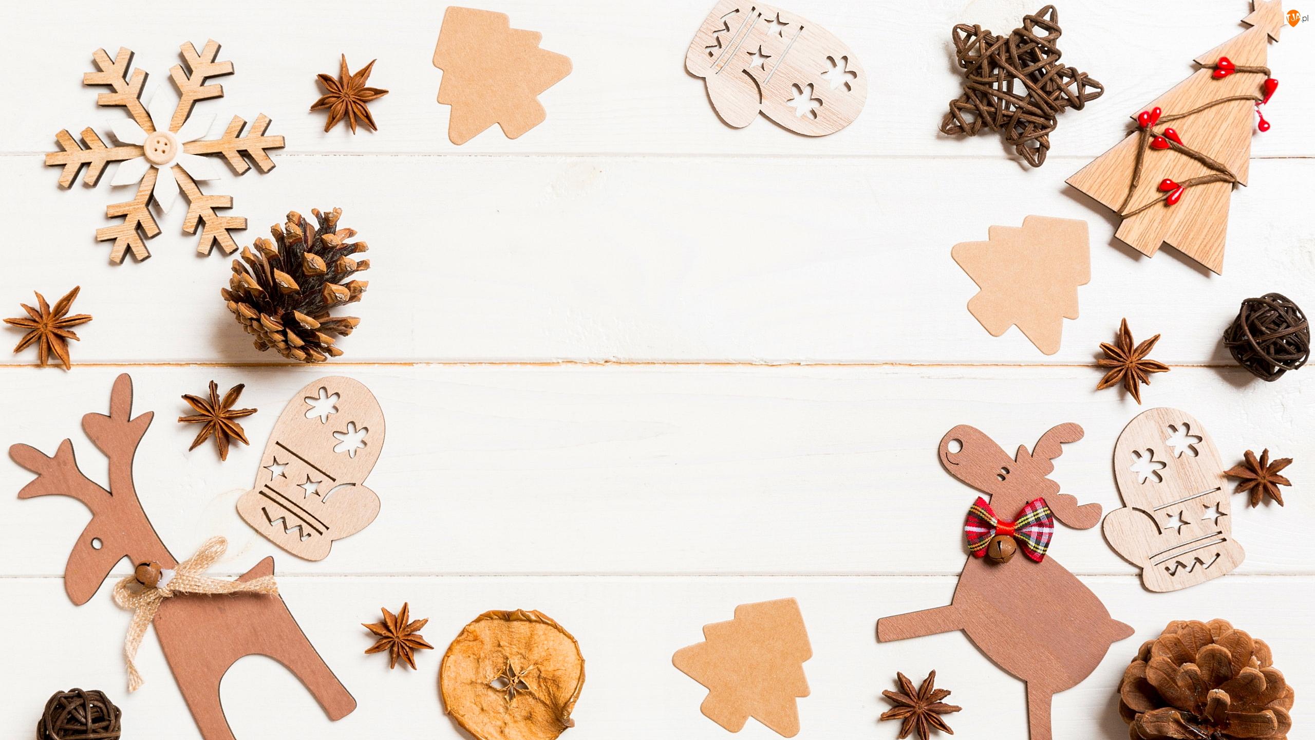 Deski, Ozdoby, Świąteczne