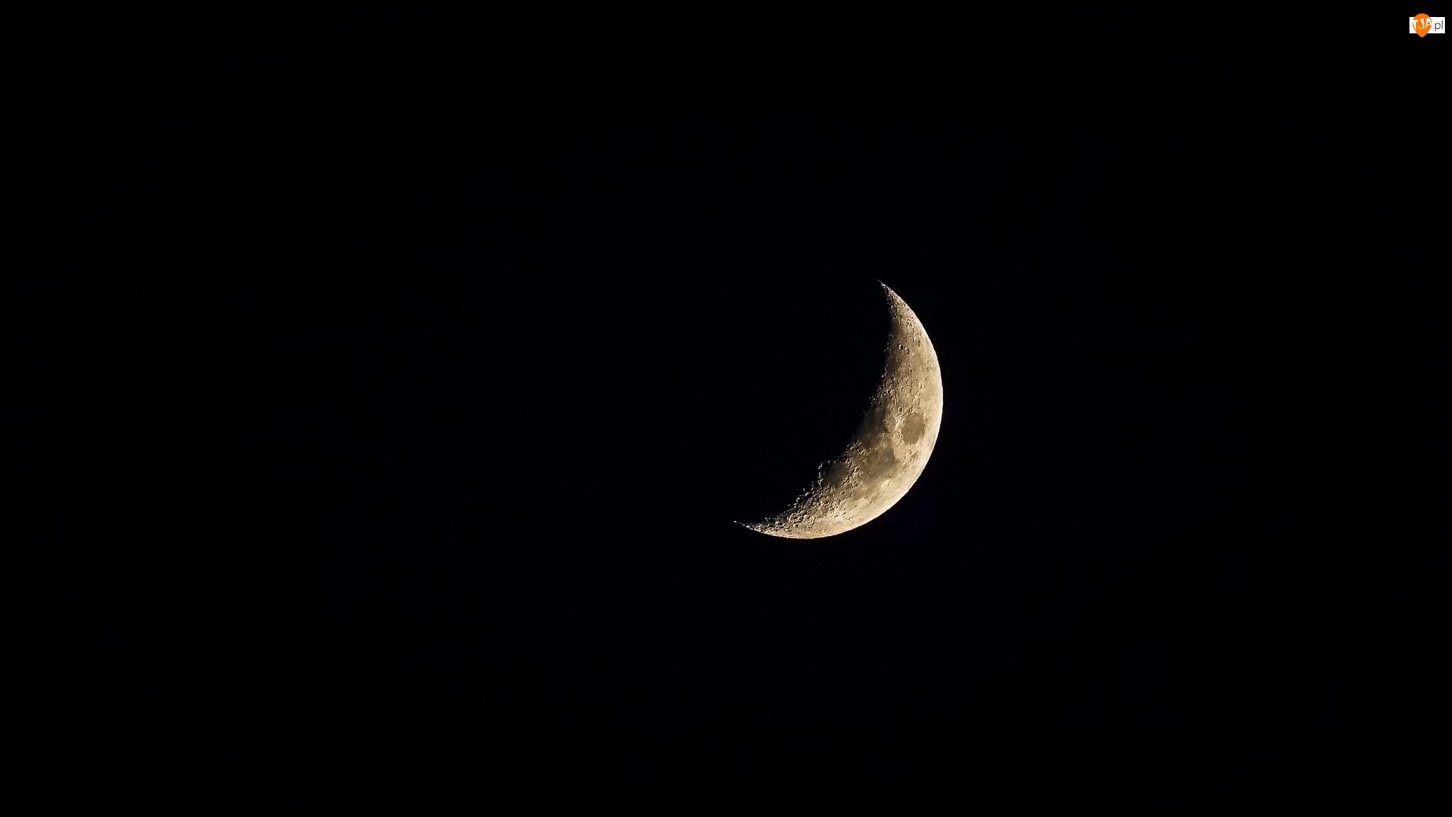 Noc, Księżyc, Kwadra trzecia