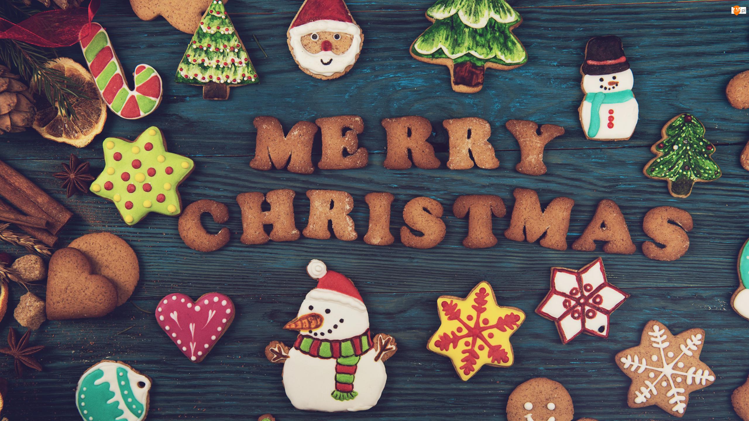 Pierniczki, Boże Narodzenie, Ciasteczka
