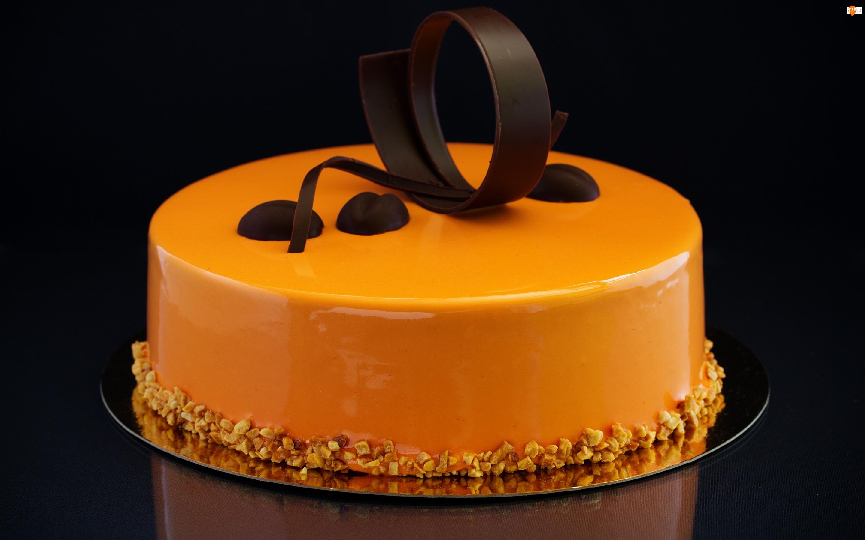 Tort, Pomarańczowy