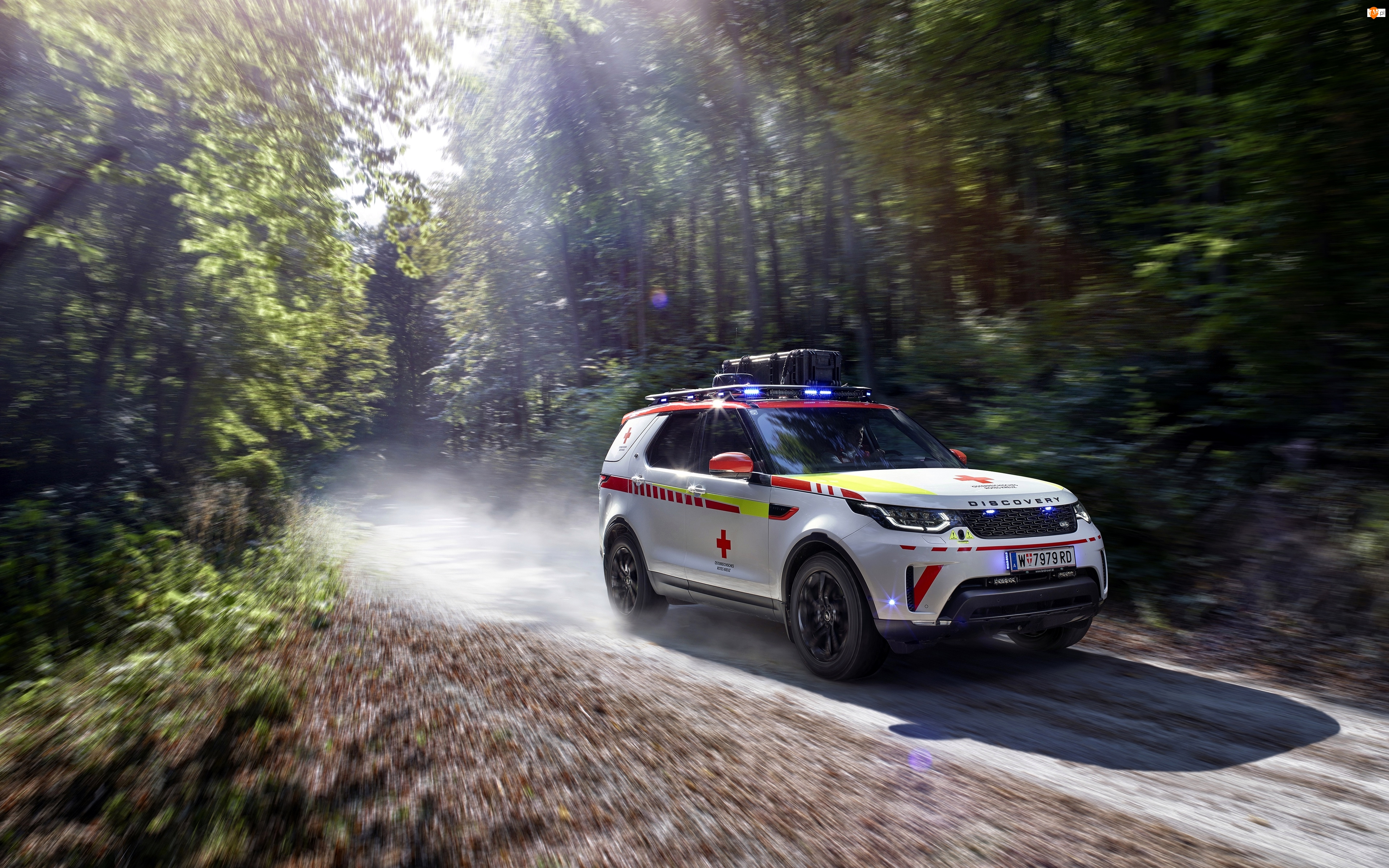 Ambulans, Land Rover Discovery