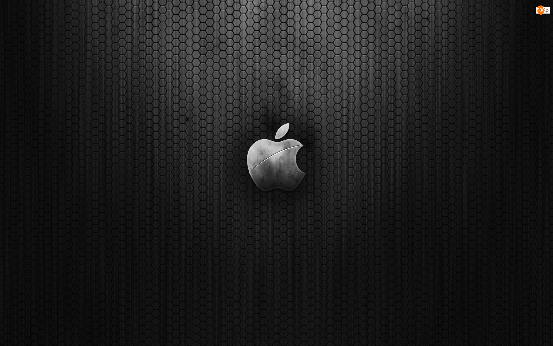 Szare, Apple, Logo