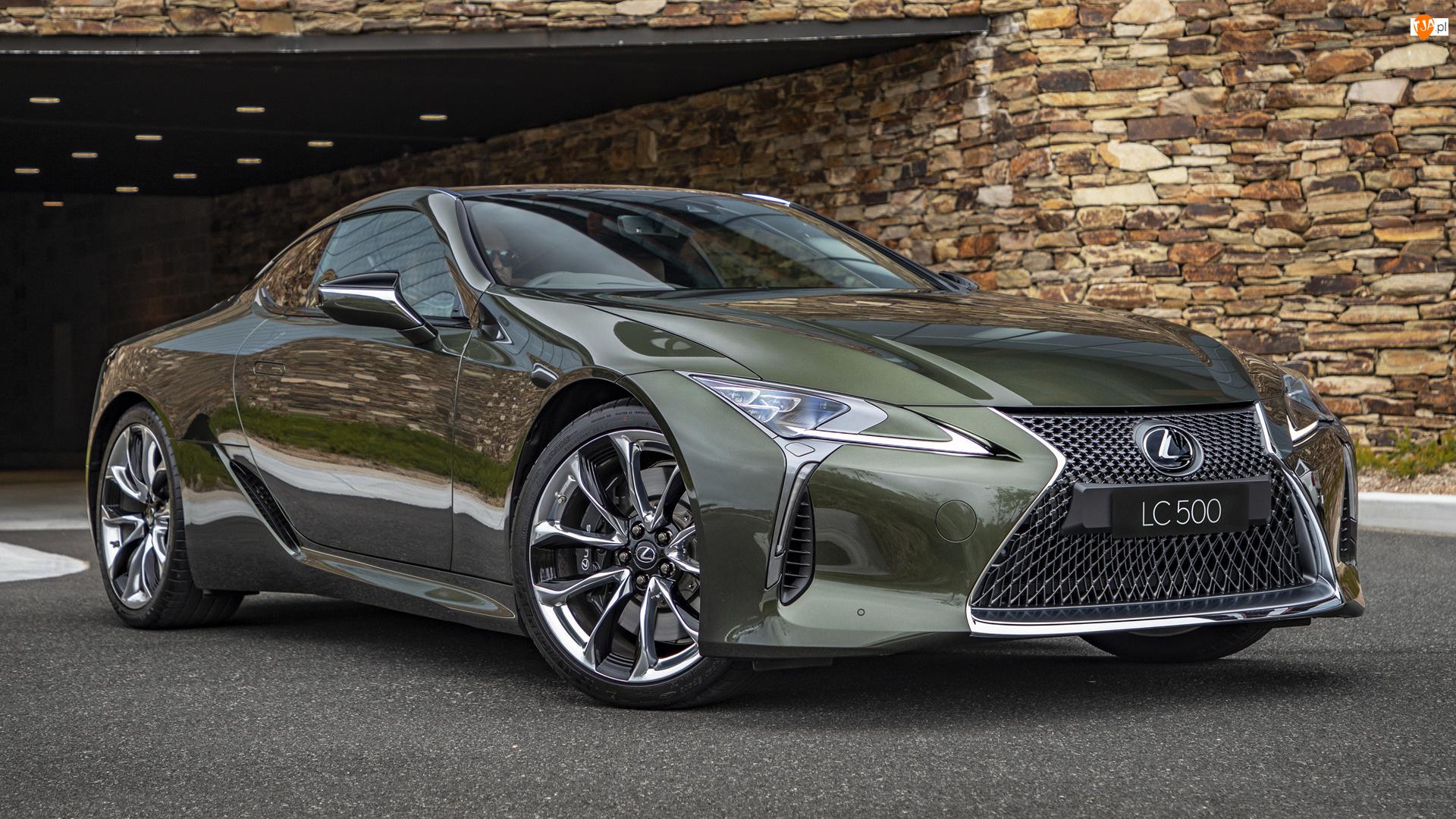 2020, Lexus LC 500 Inspiration