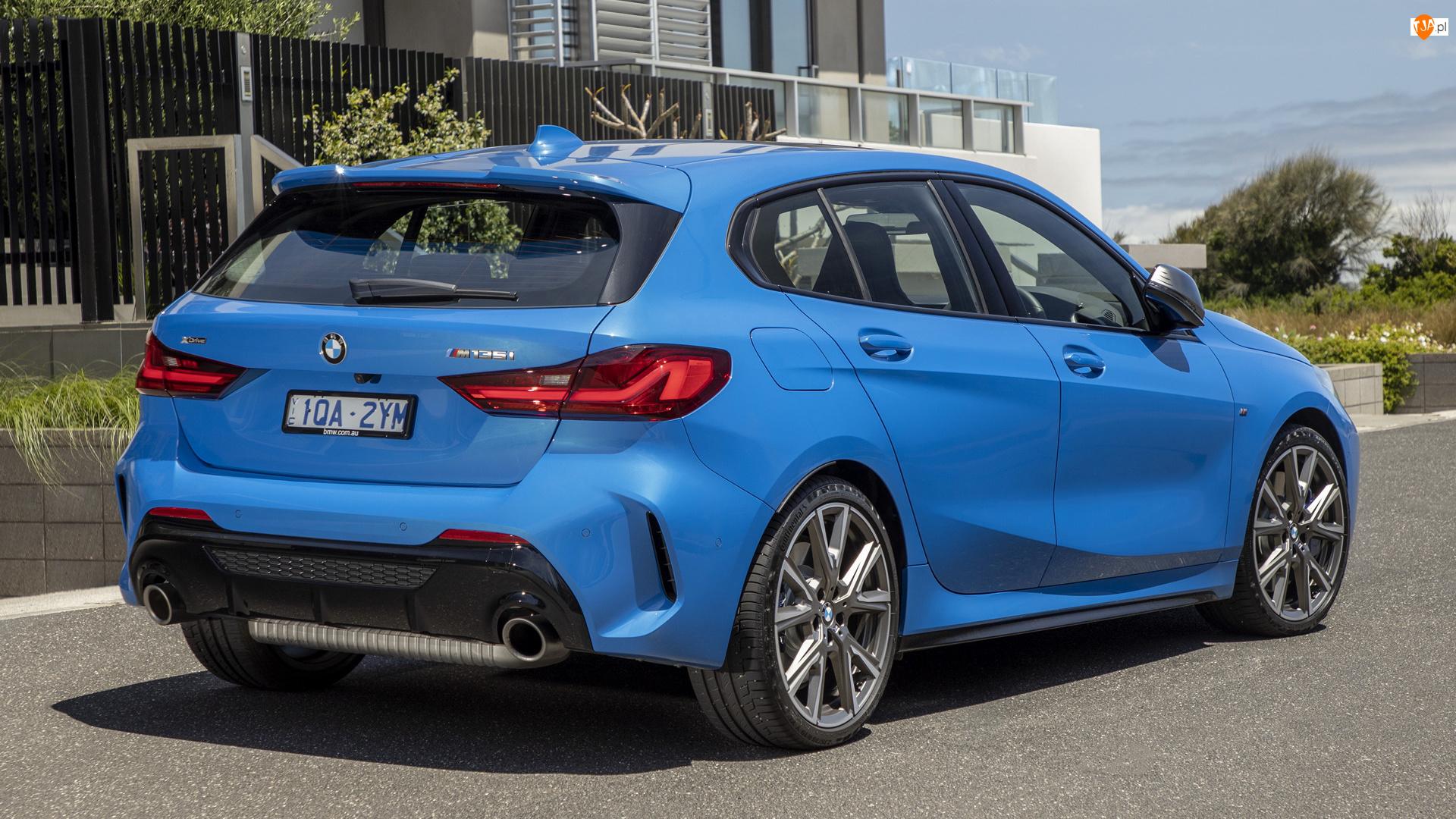 2019, BMW M135i