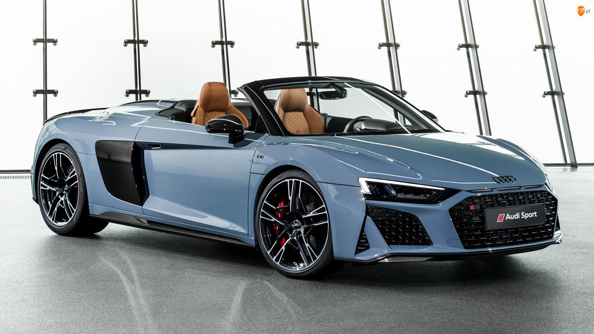 Audi R8 Spyder Performance