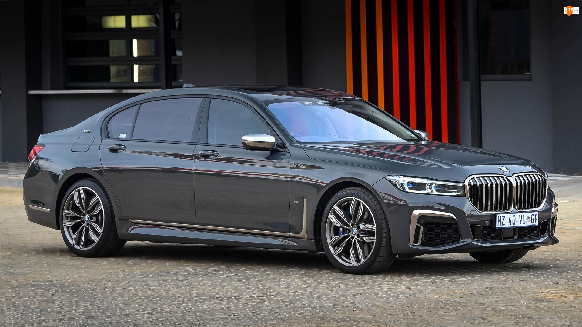 Seria 7, BMW M760i