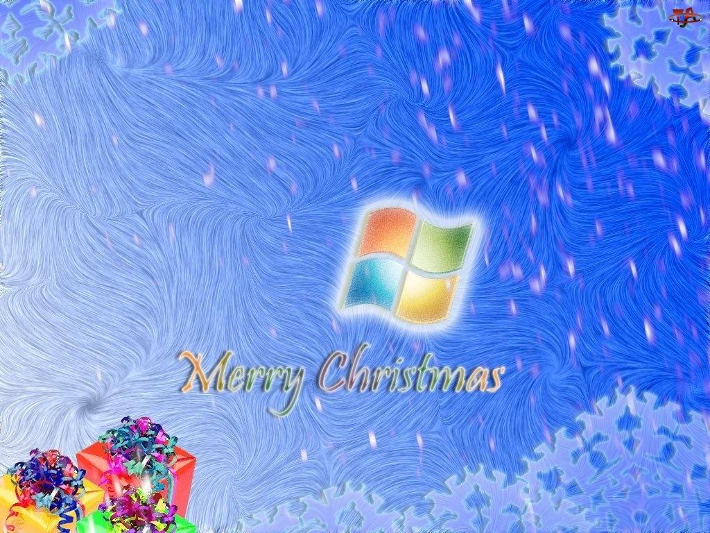 Boże Narodzenie, Windows