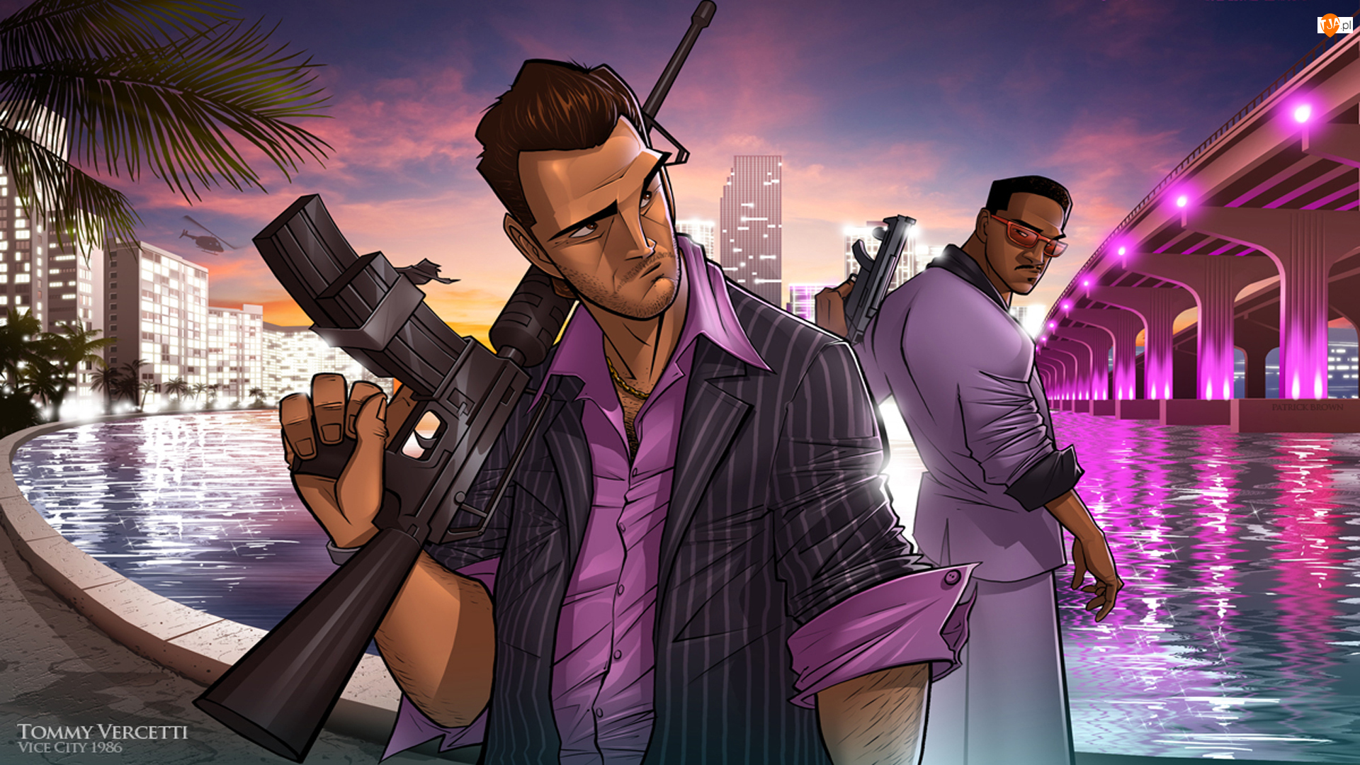 Tommy Vercetti, Gra, GTA Vice City
