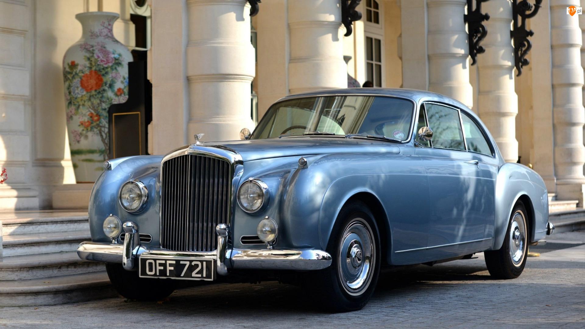 Zabytkowy, Bentley S1 Continental, 1956