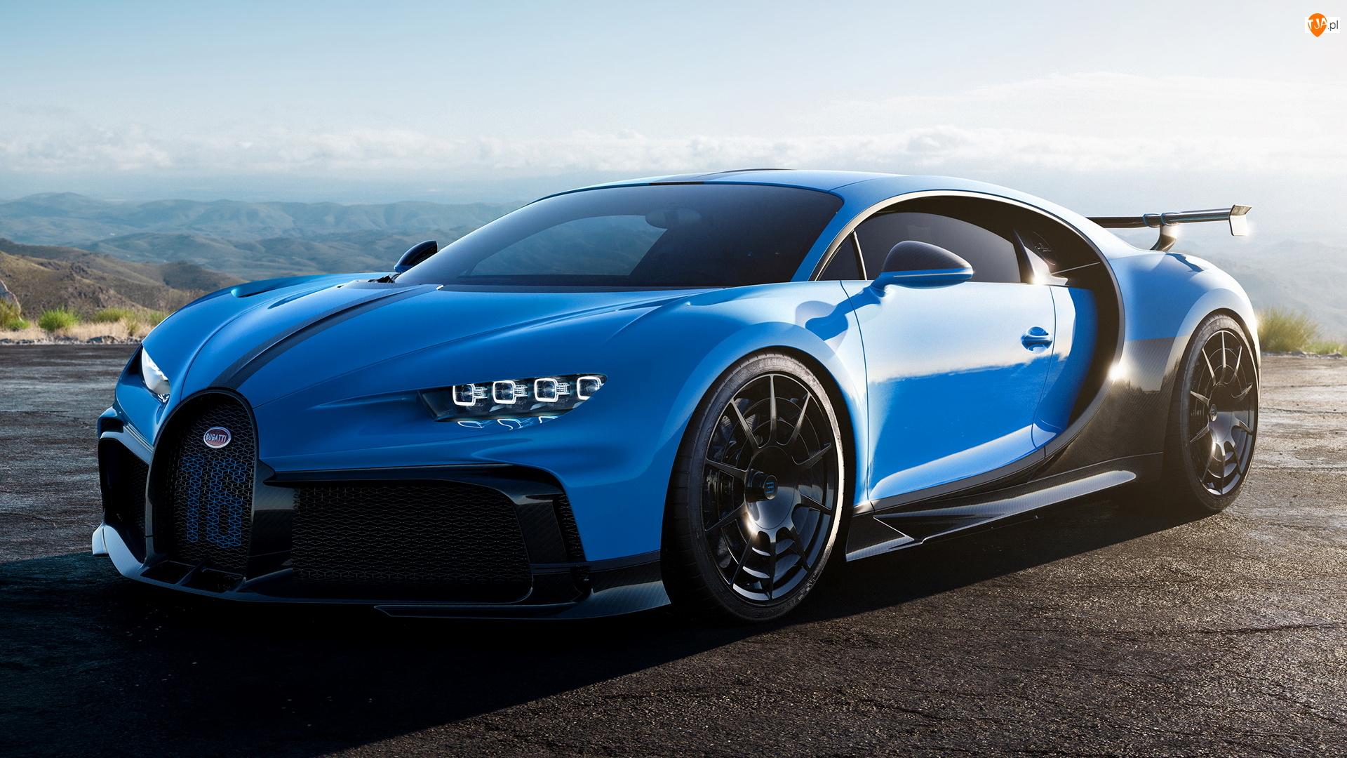 2020, Bugatti Chiron Pur Sport