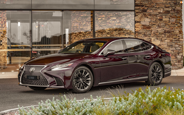Lexus LS 500 Luxury