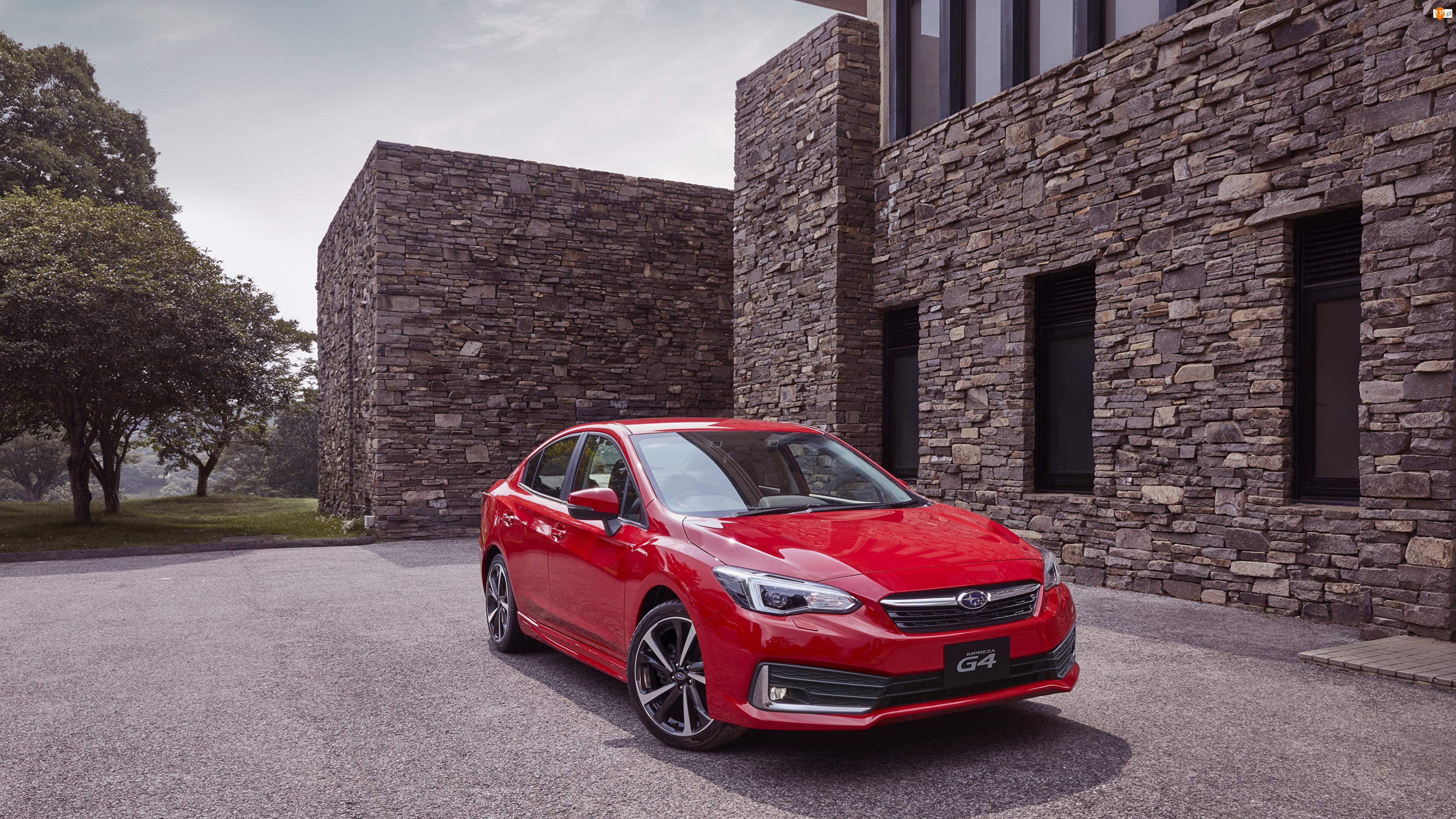 Subaru Impreza G4, Czerwone