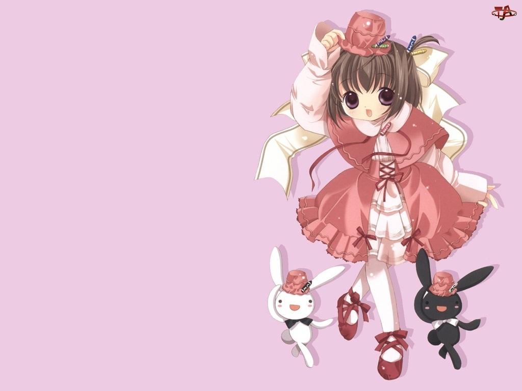 króliki, Bindume Yousei, dziewczyna