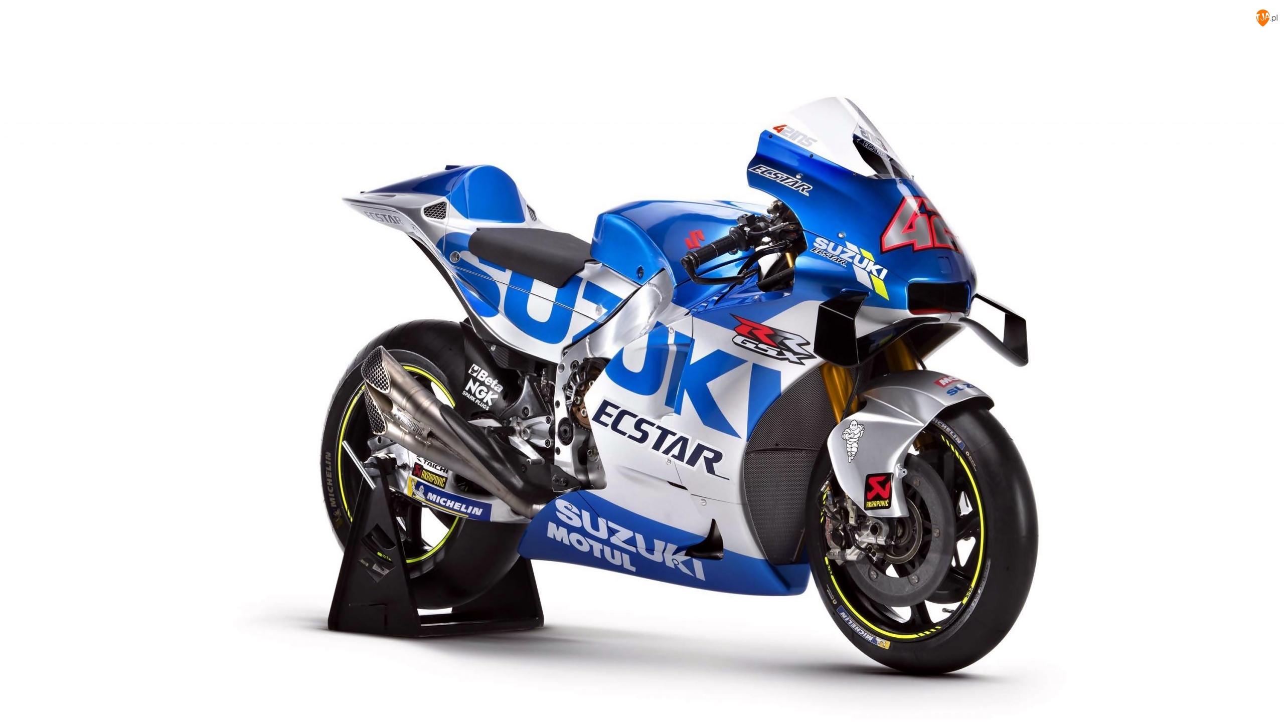 2020, Motocykl, Suzuki GSX-RR, Wyścigowy