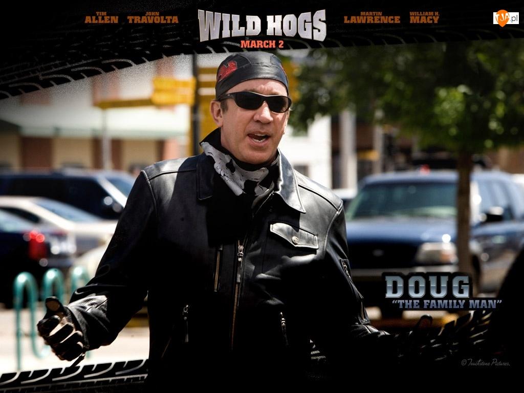 Wild Hogs, Tim Allen