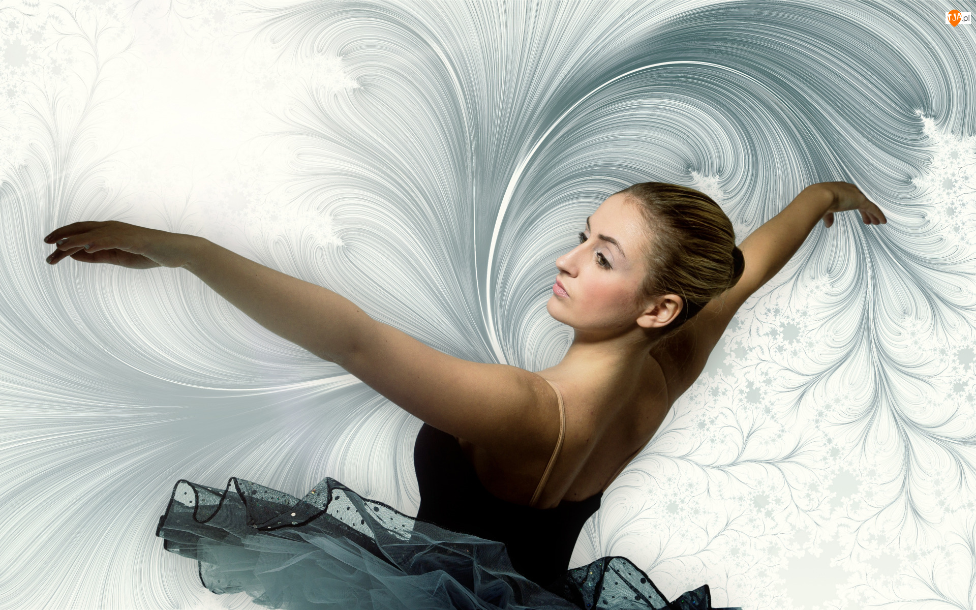 Taniec, Kobieta, Balerina, Baletnica