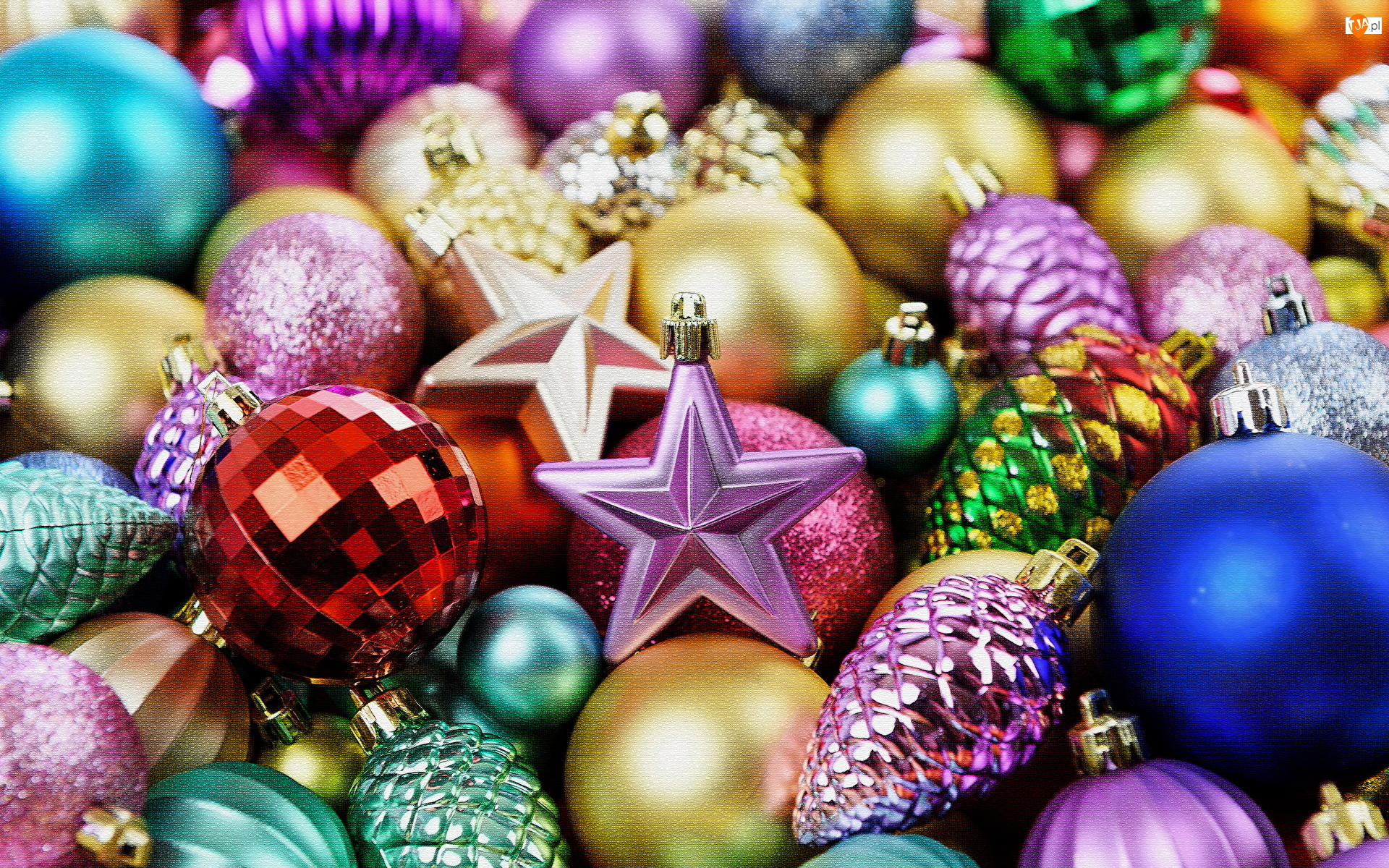 Bombki, Świąteczne, Dekoracja