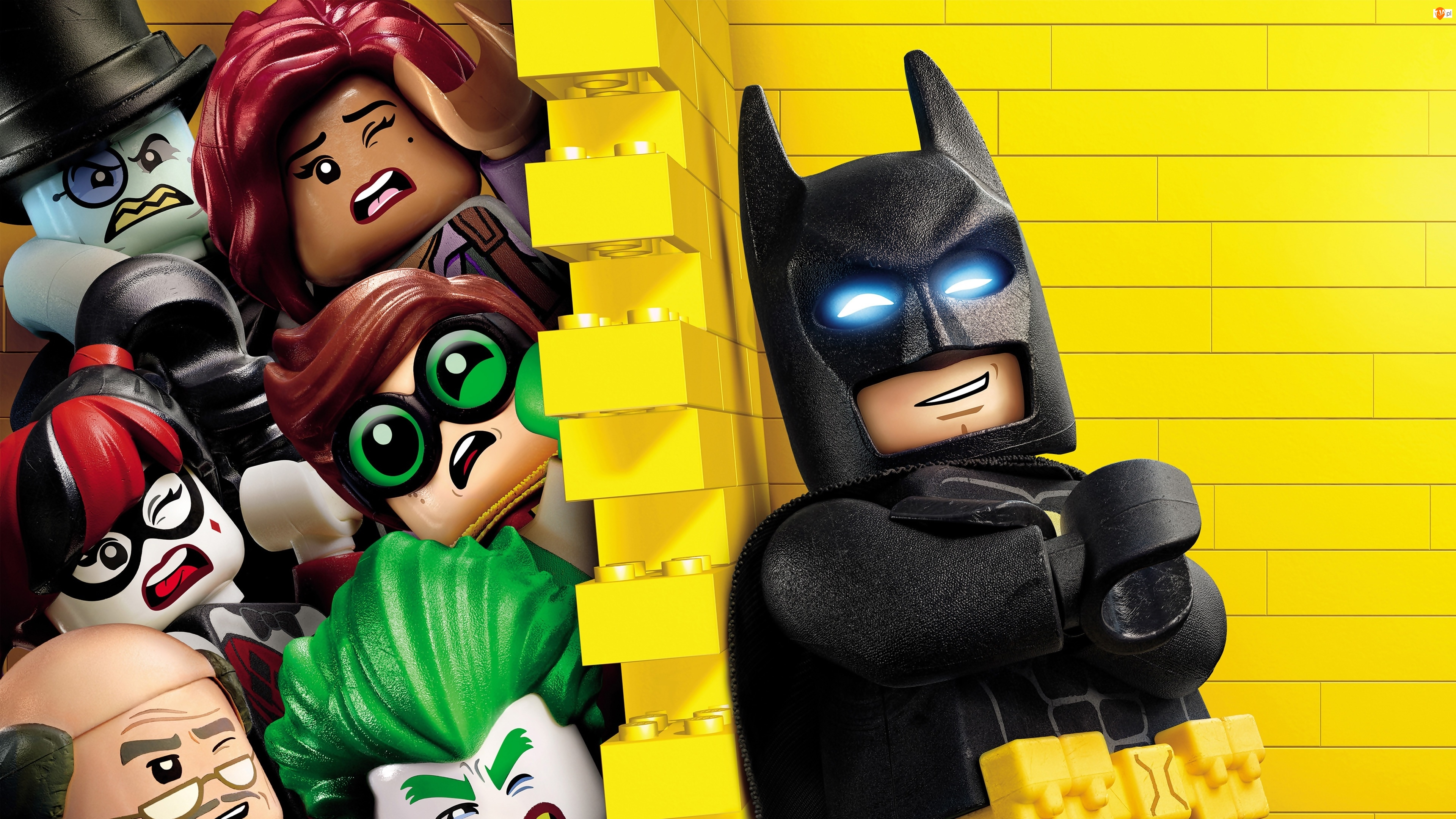 Superbohaterzy, Film animowany, LEGO Batman Film, The Lego Batman Movie