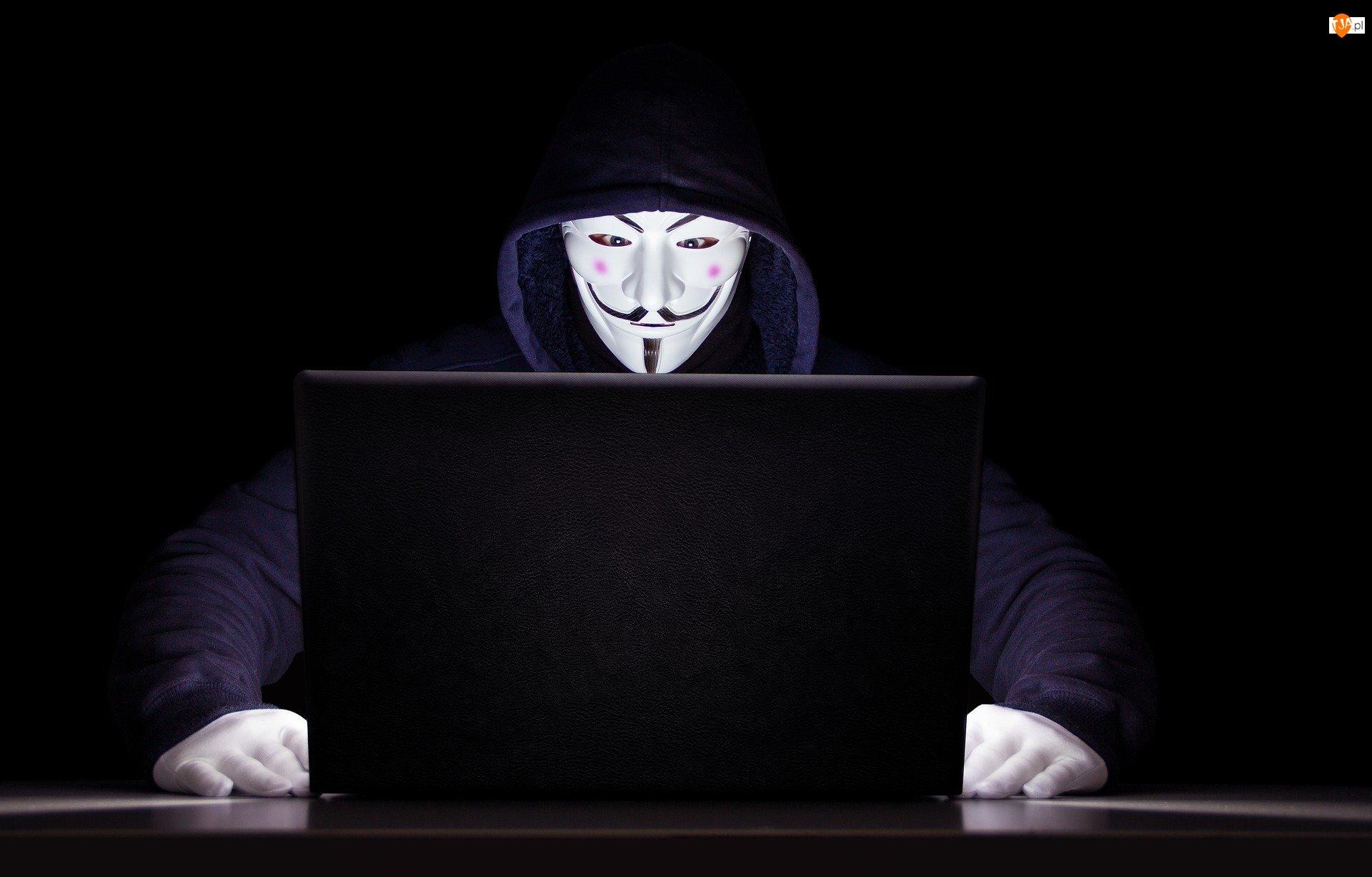 Anonymous, Człowiek, Maska