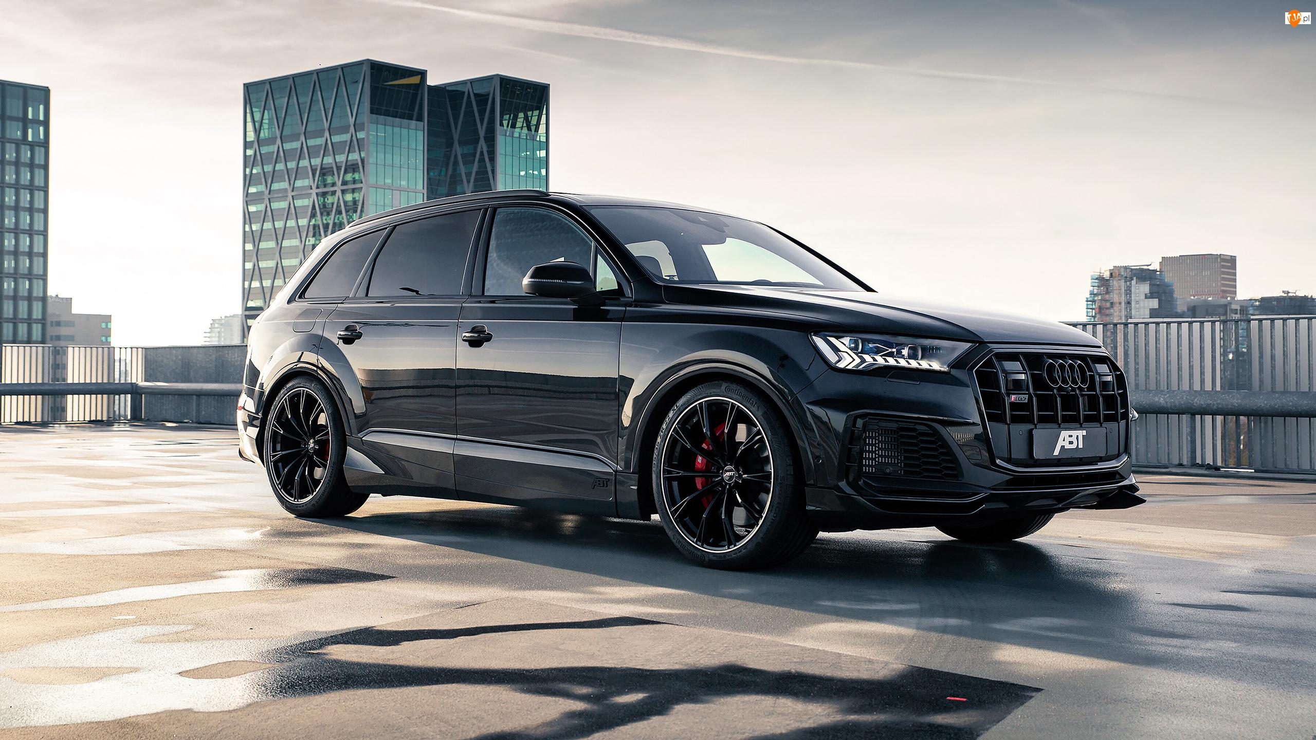 2021, Audi SQ7, ABT