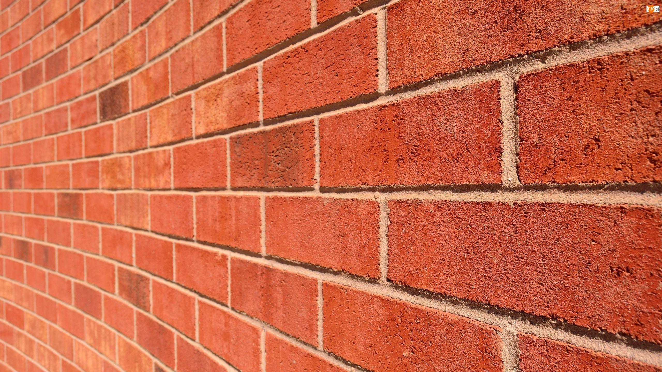 Tekstura, Ściana, Cegła