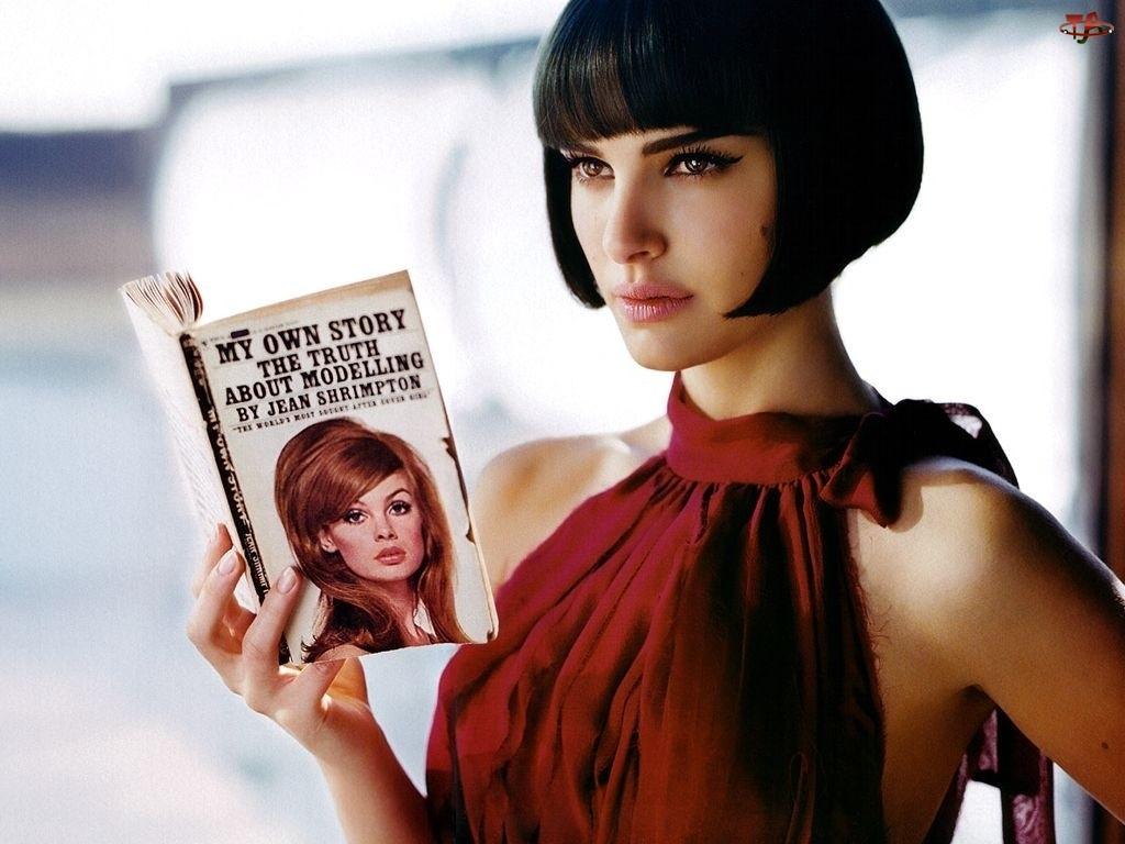 Natalie Portman, Książka