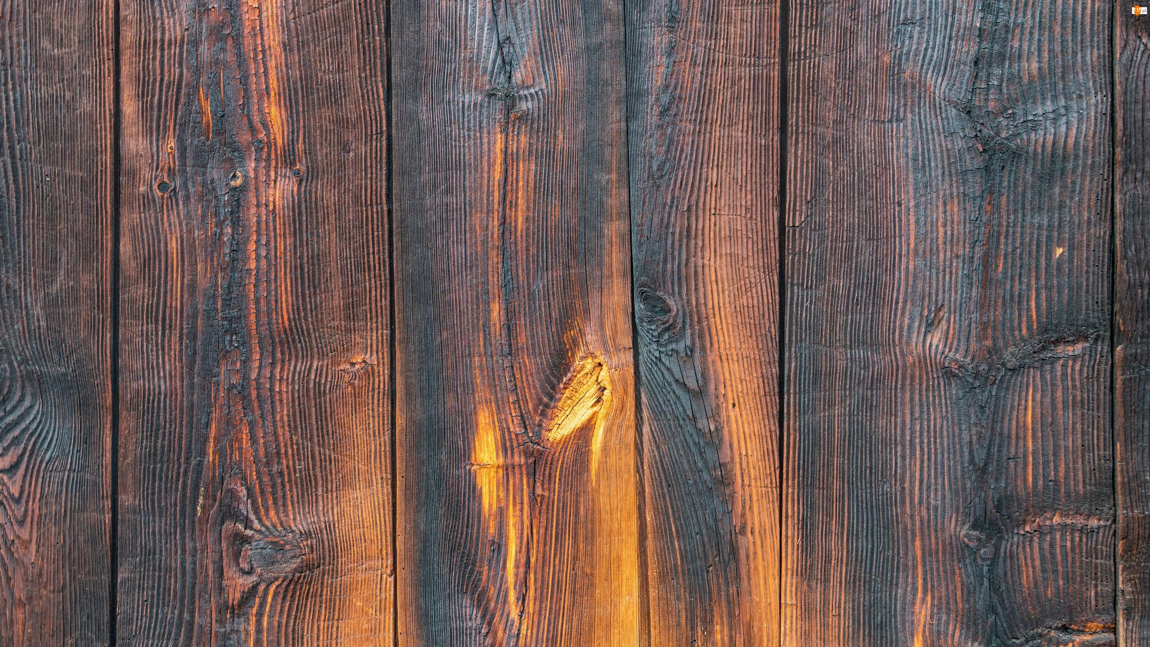 Tekstura, Drewno, Deski, Powierzchnia