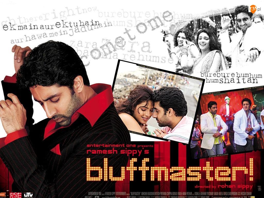 Bluffmaster, napisy, Abhishek Bachchan, Priyanka Chopra