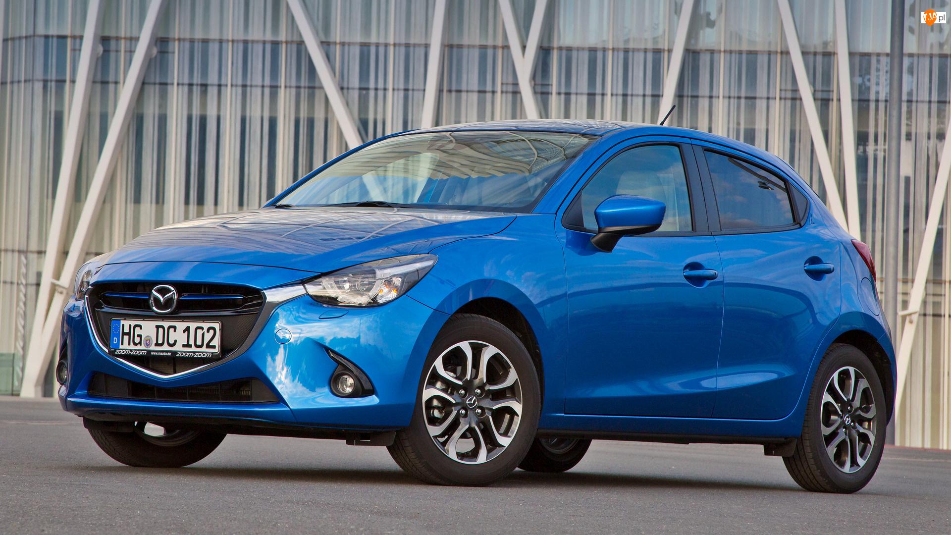 2014, Mazda 2