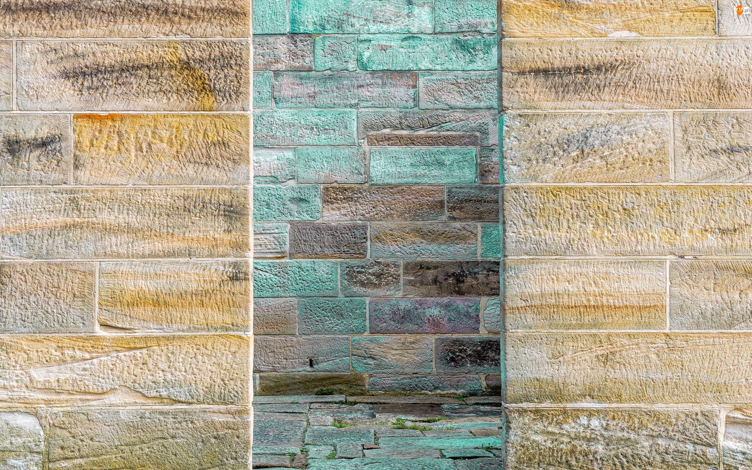 Tekstura, Ściana, Kafelki