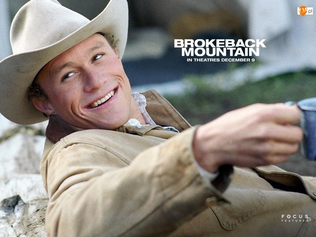 Brokeback Mountain, Heath Ledger