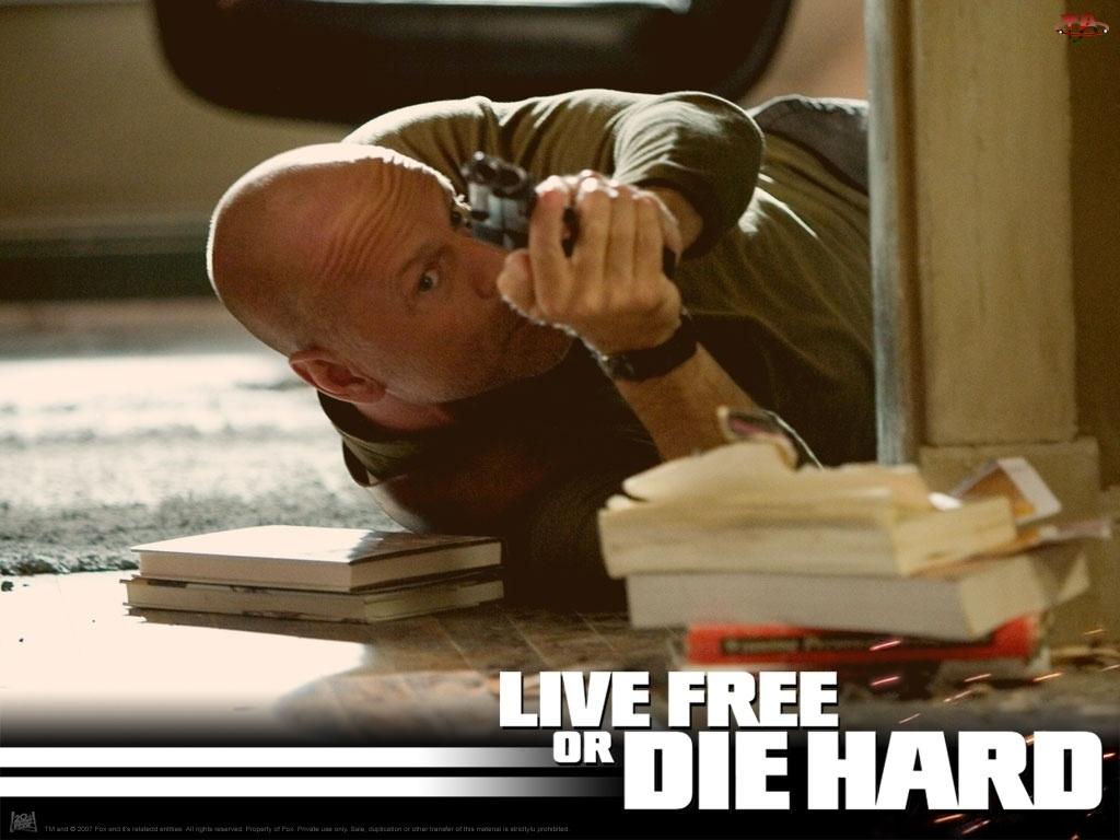Live Free Or Die Hard, Bruce Willis