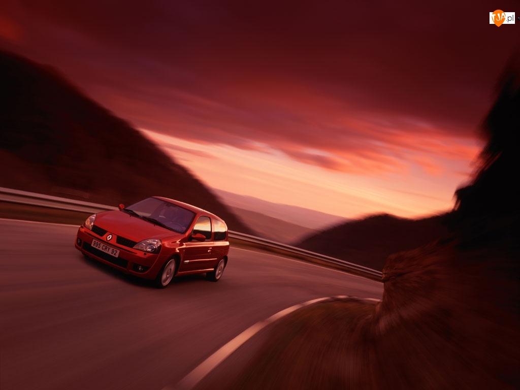 Clio 2, Czerwony